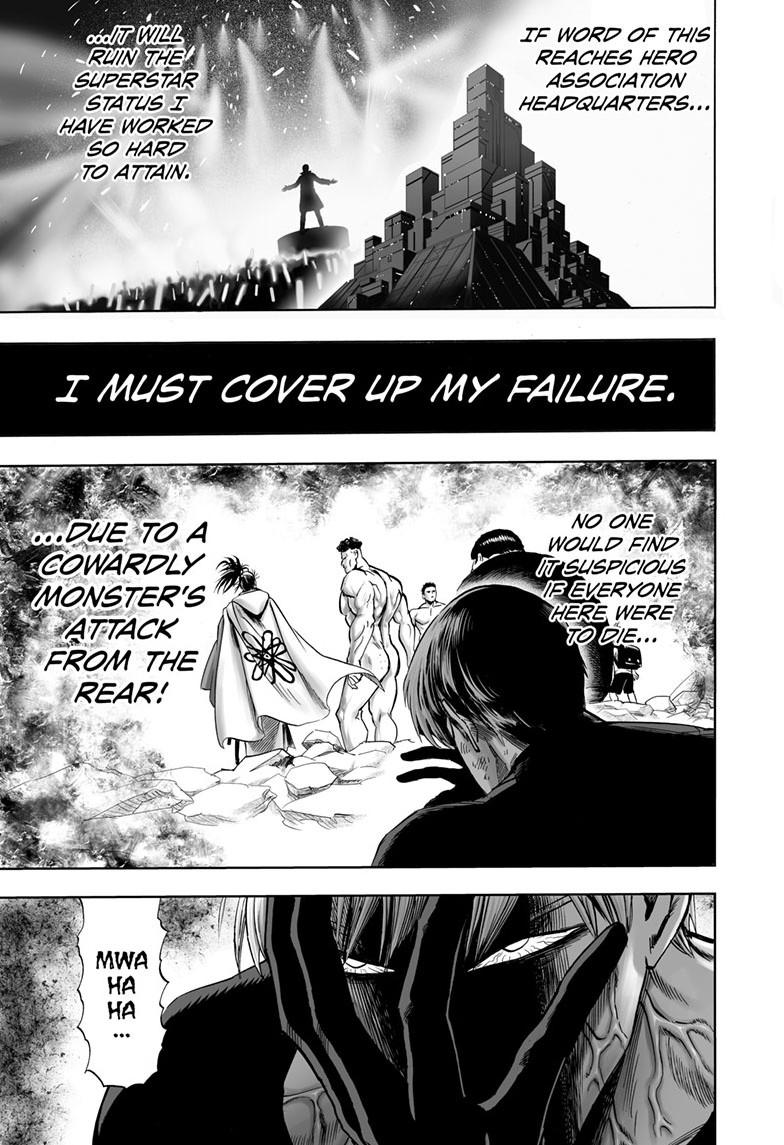 One-Punch Man, Chapter 133 image 007