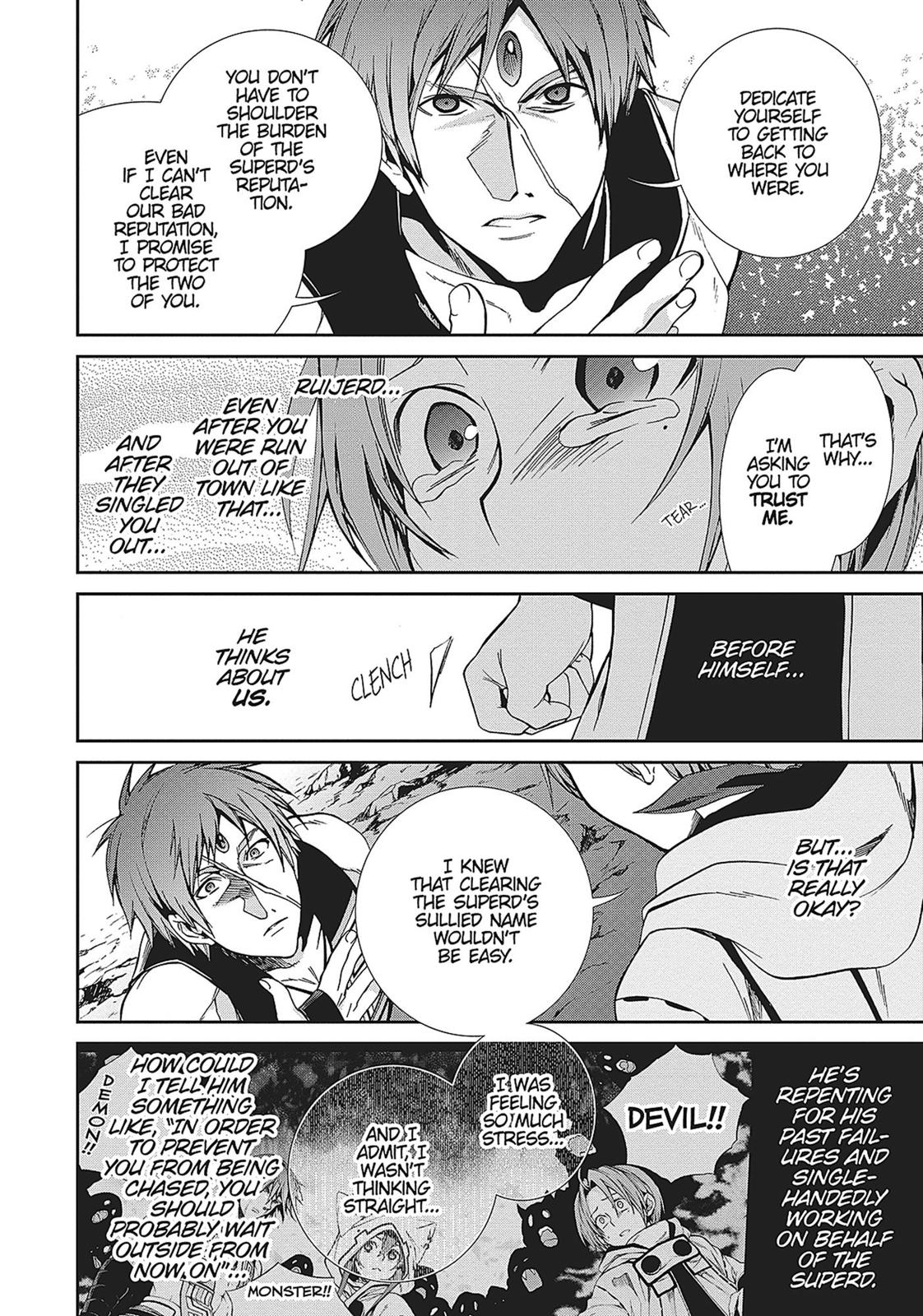 Mushoku Tensei, Chapter 27 image 007