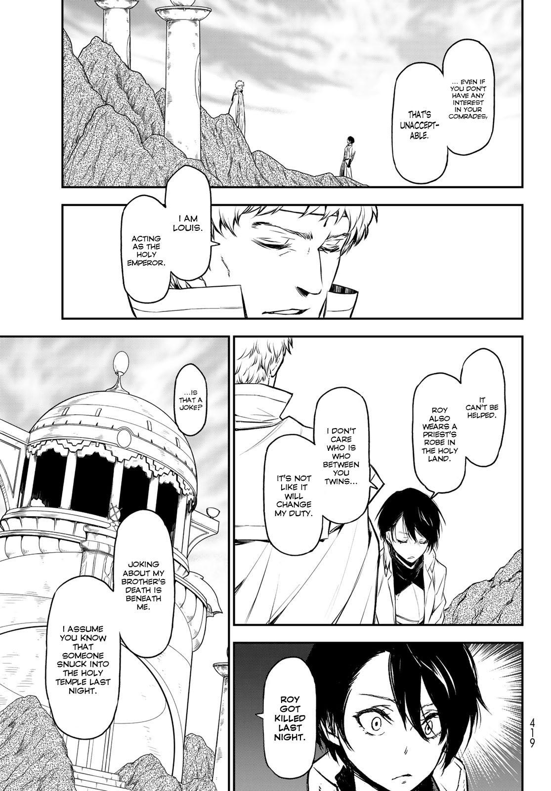 Tensei shitara Slime Datta Ken, Chapter 87 image 09