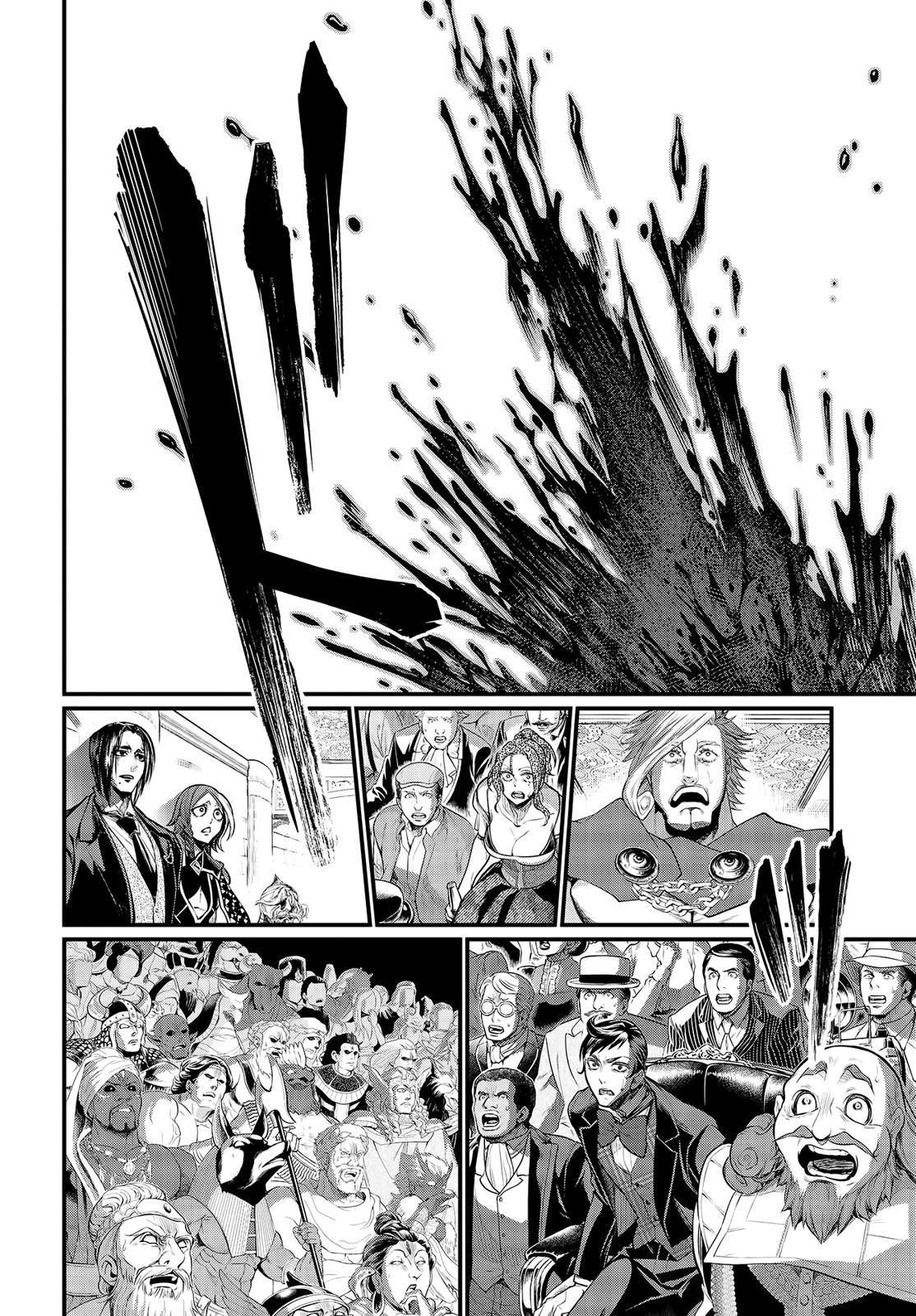 Shuumatsu no Valkyrie, Chapter 29 image 037