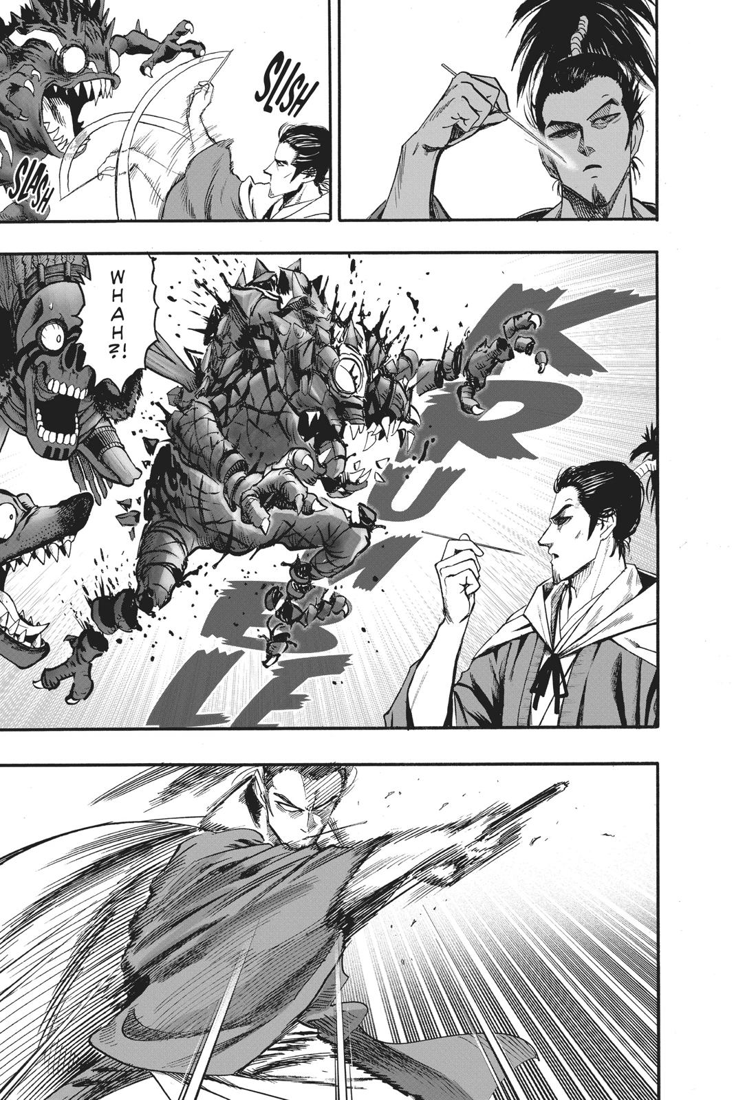 One-Punch Man, Chapter 97 image 017