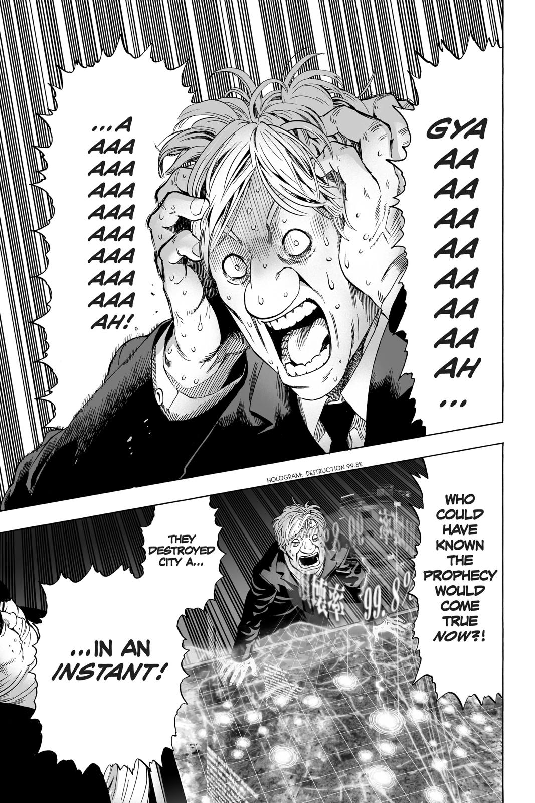 One-Punch Man, Chapter 32 image 013