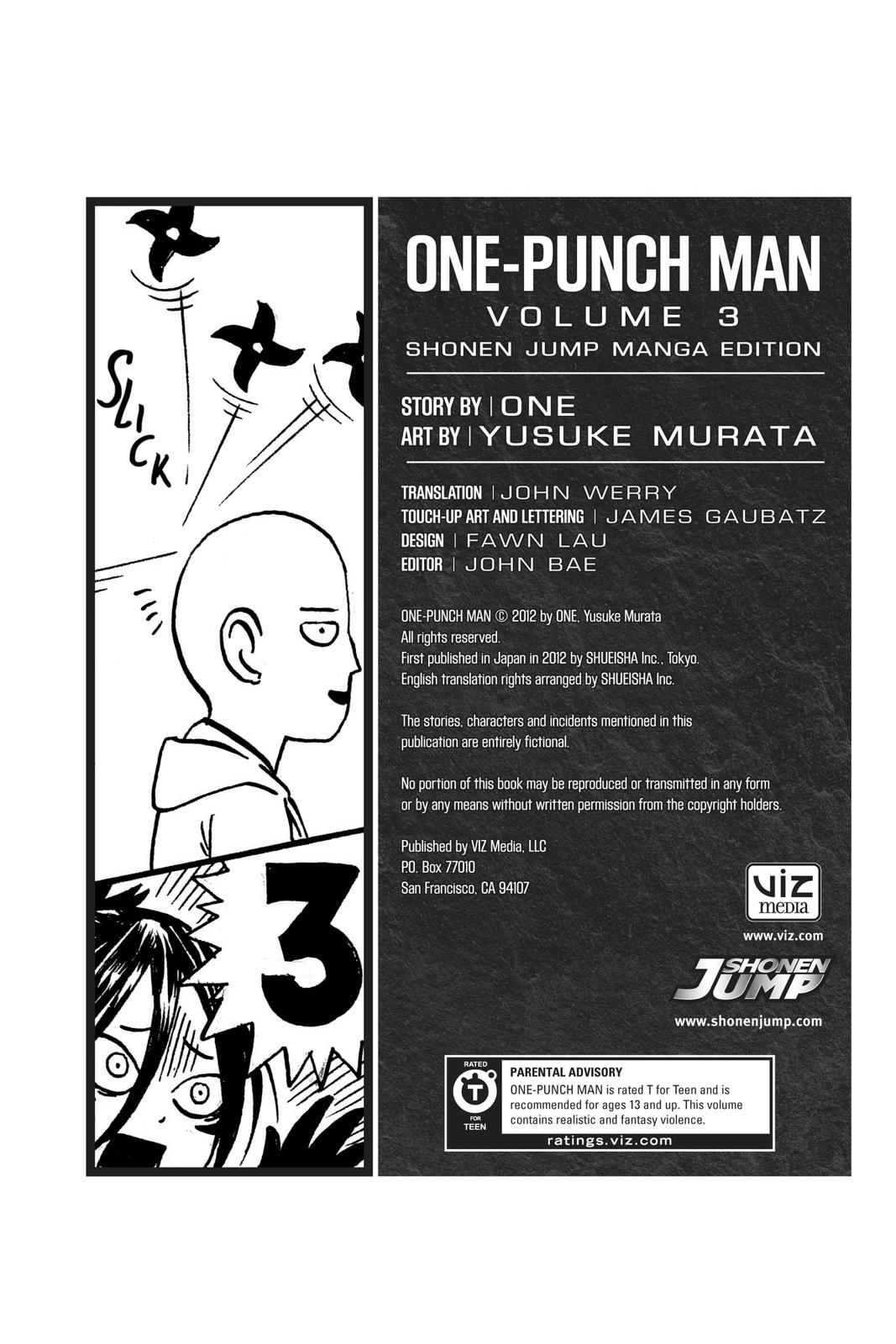 One-Punch Man, Chapter 20.6 image 031