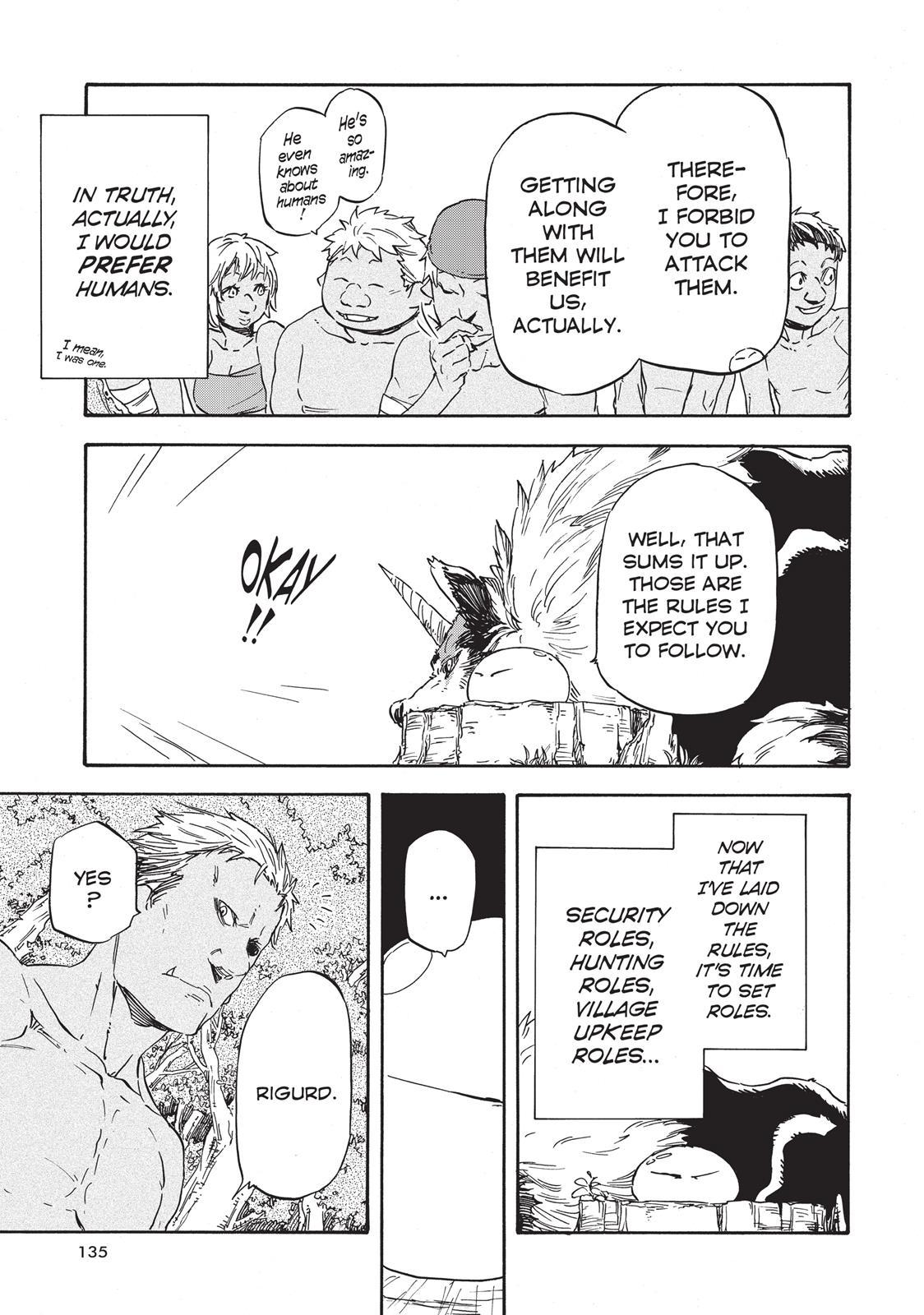 Tensei shitara Slime Datta Ken, Chapter 4 image 011