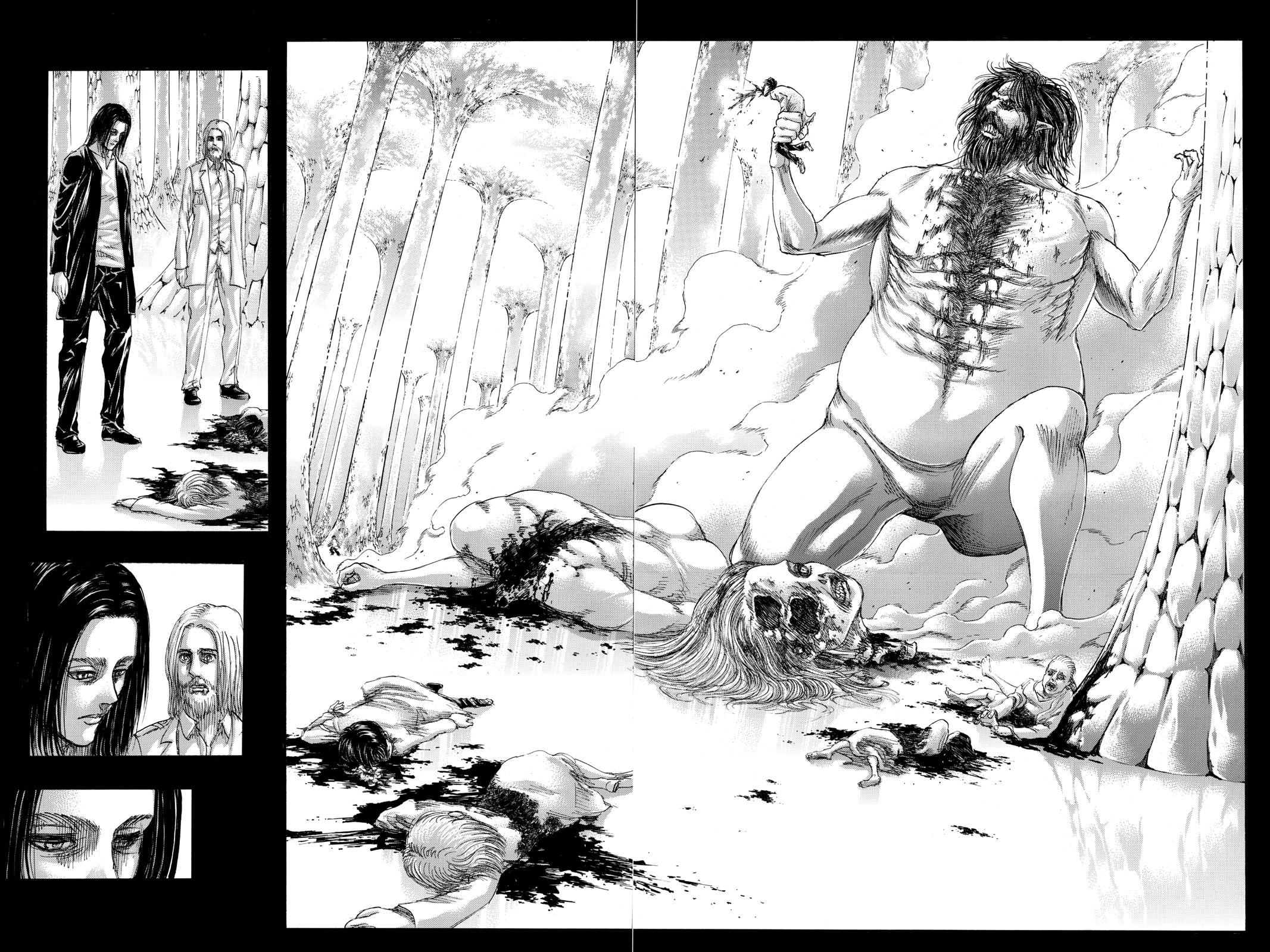 Attack On Titan, Episode 121 image 028