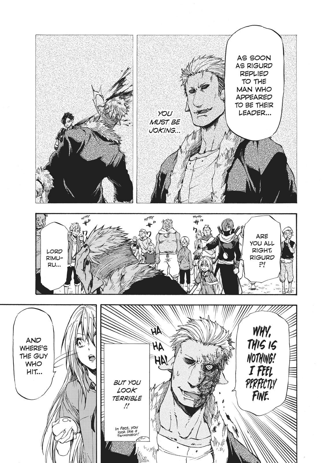 Tensei shitara Slime Datta Ken, Chapter 33 image 003
