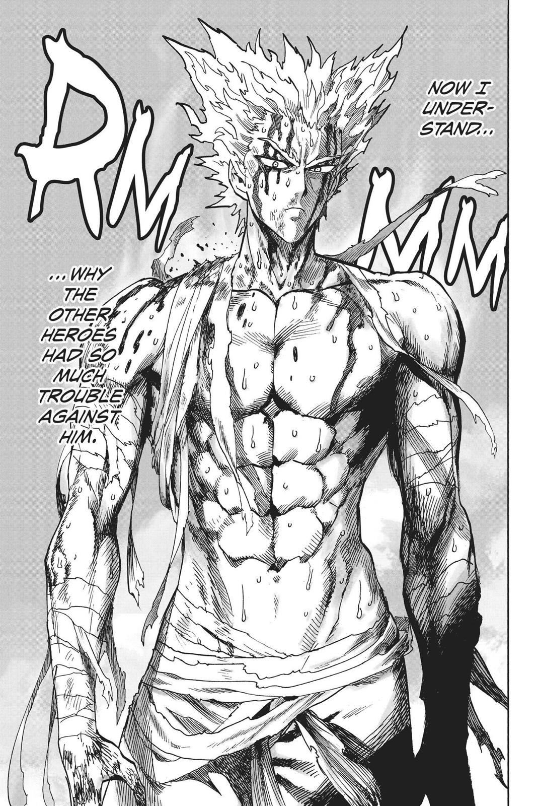 One-Punch Man, Chapter 83 image 013