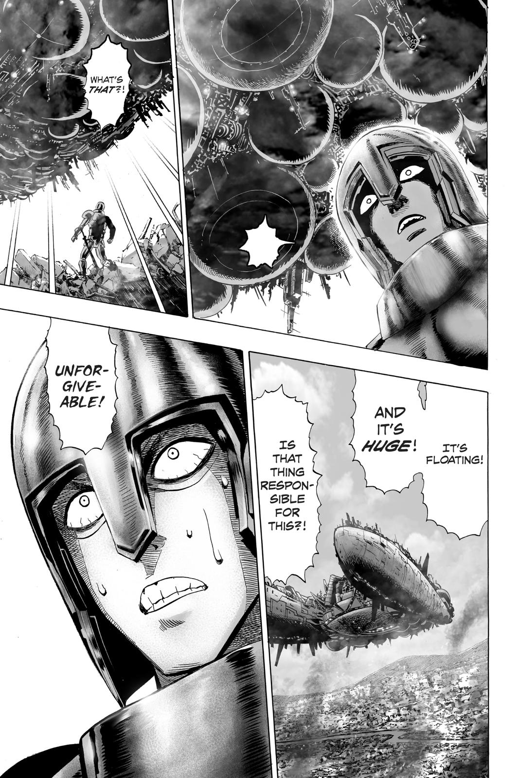 One-Punch Man, Chapter 32 image 009