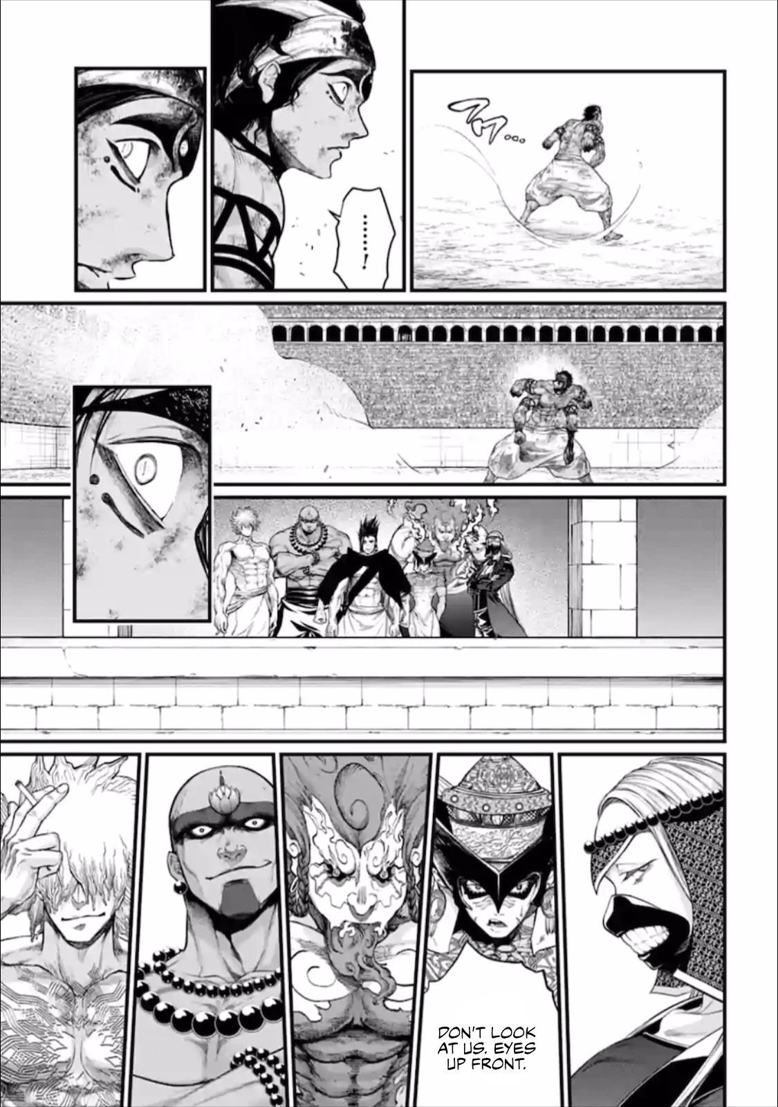 Shuumatsu no Valkyrie, Chapter 40 image 020