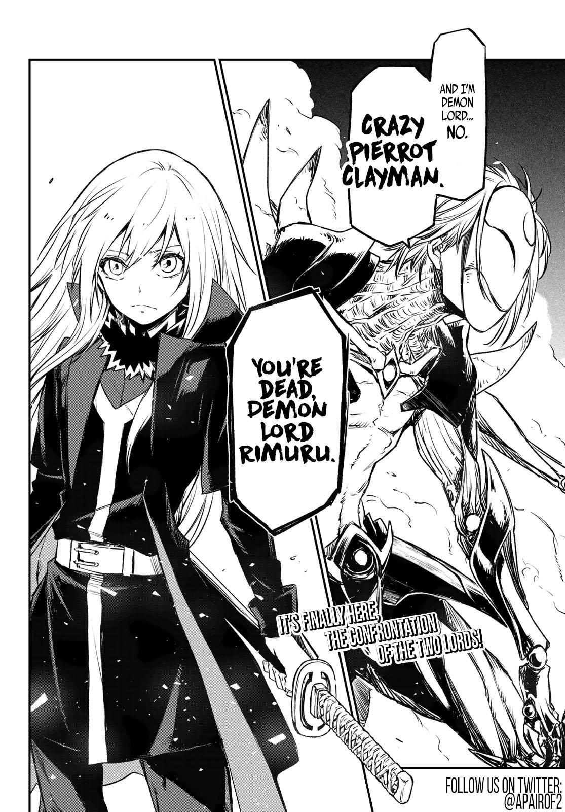 Tensei shitara Slime Datta Ken, Chapter 83 image 044