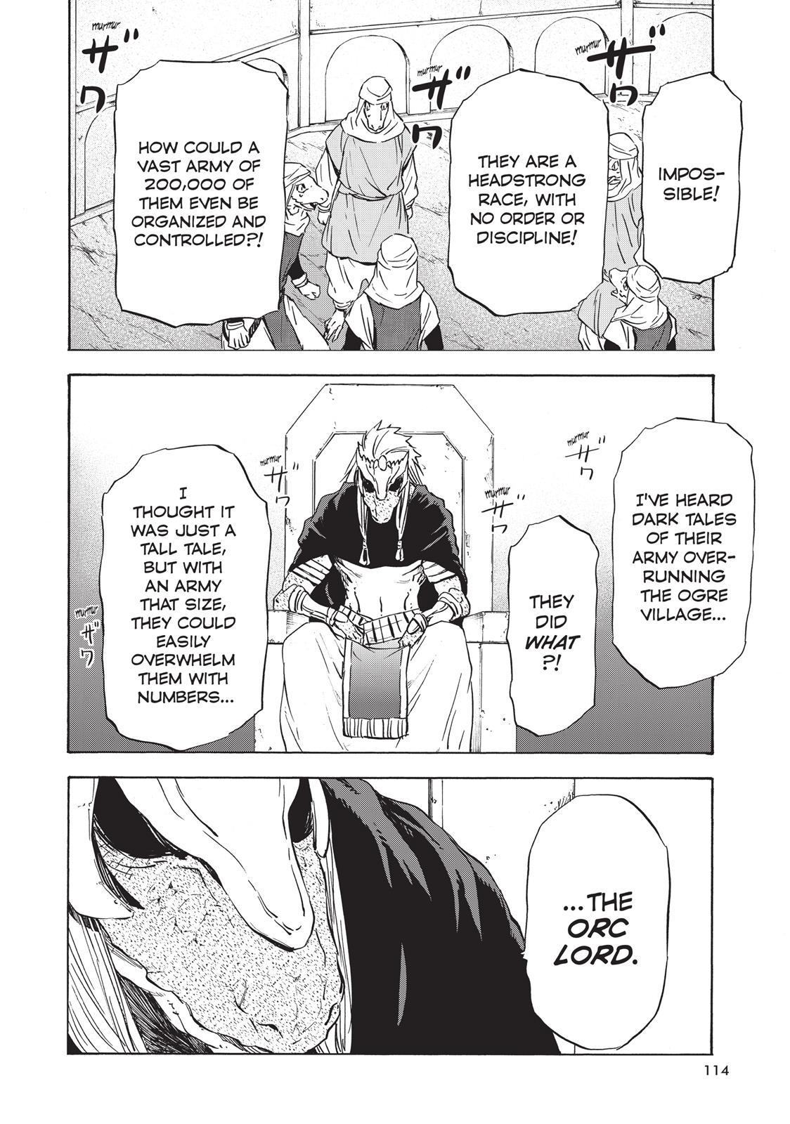 Tensei shitara Slime Datta Ken, Chapter 15 image 018