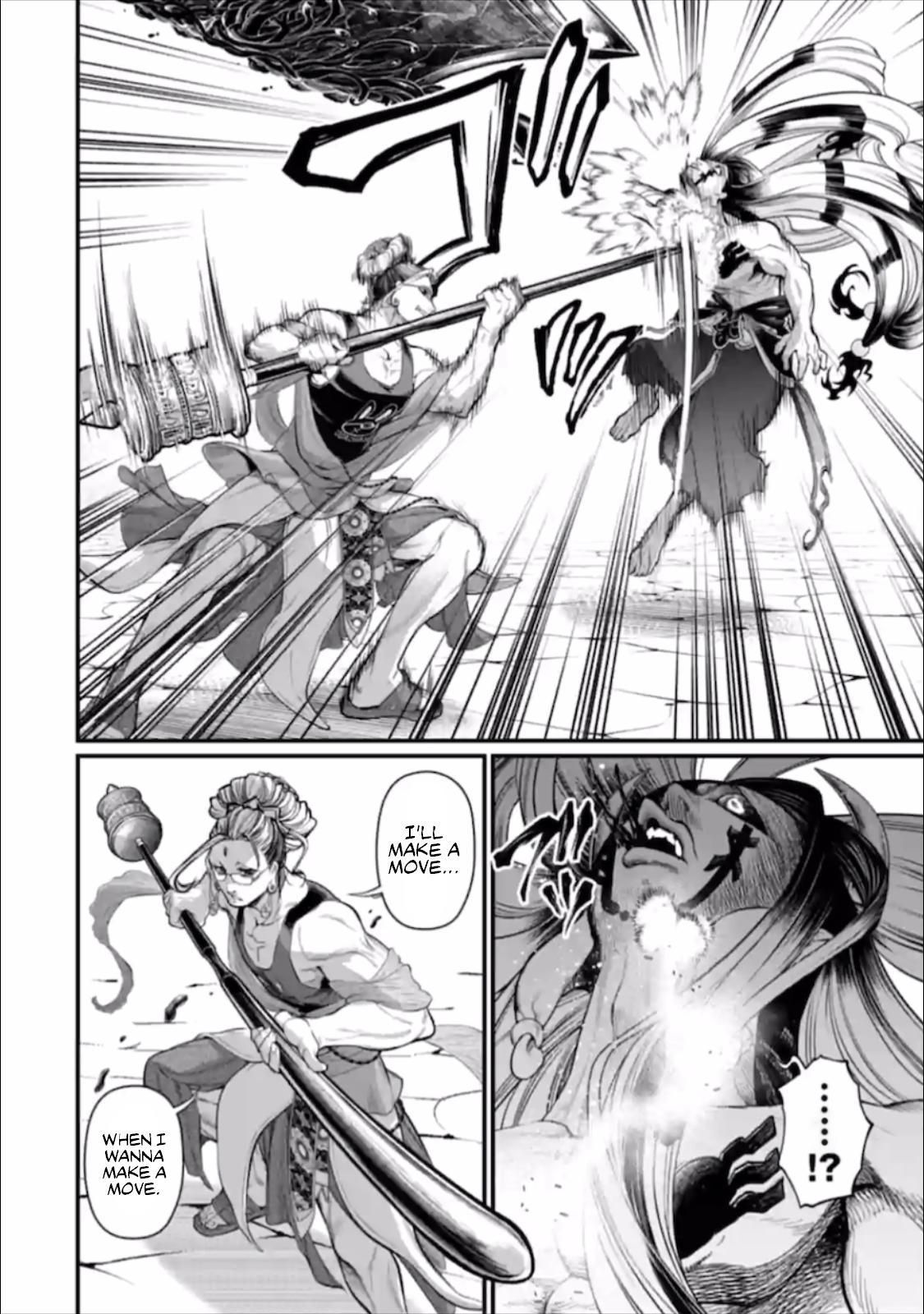 Shuumatsu no Valkyrie, Chapter 46 image 027