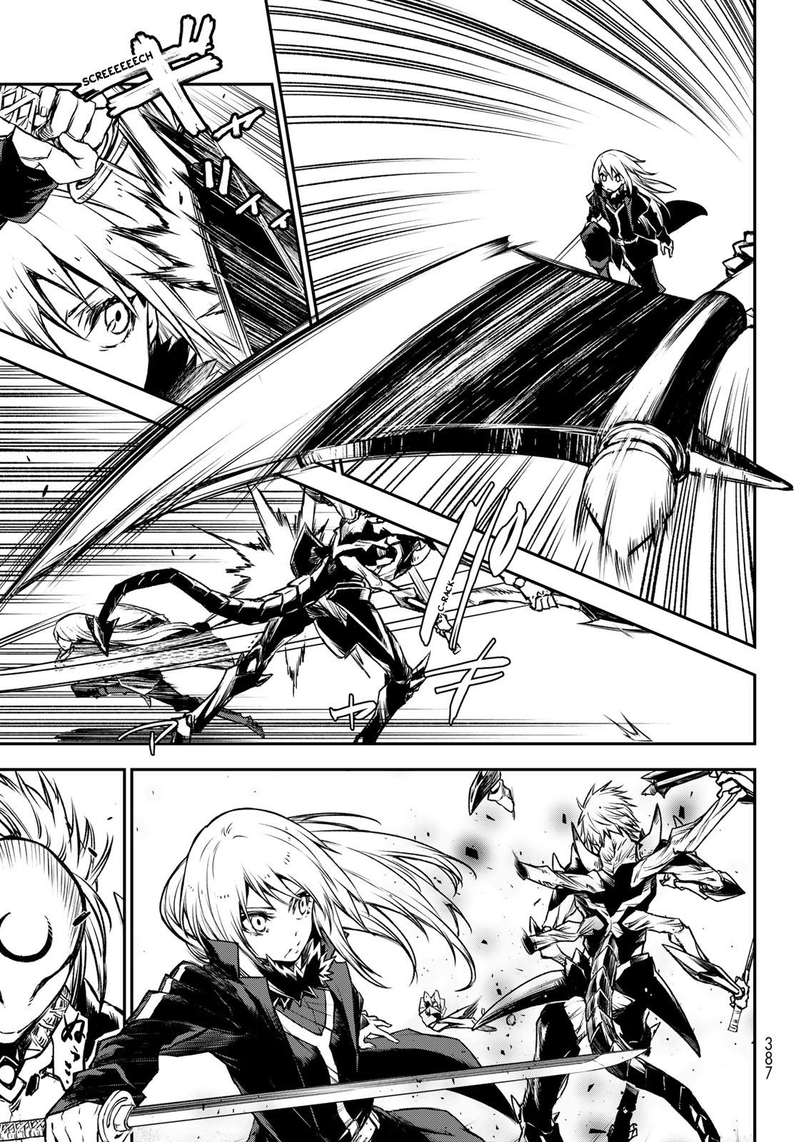 Tensei shitara Slime Datta Ken, Chapter 84 image 003