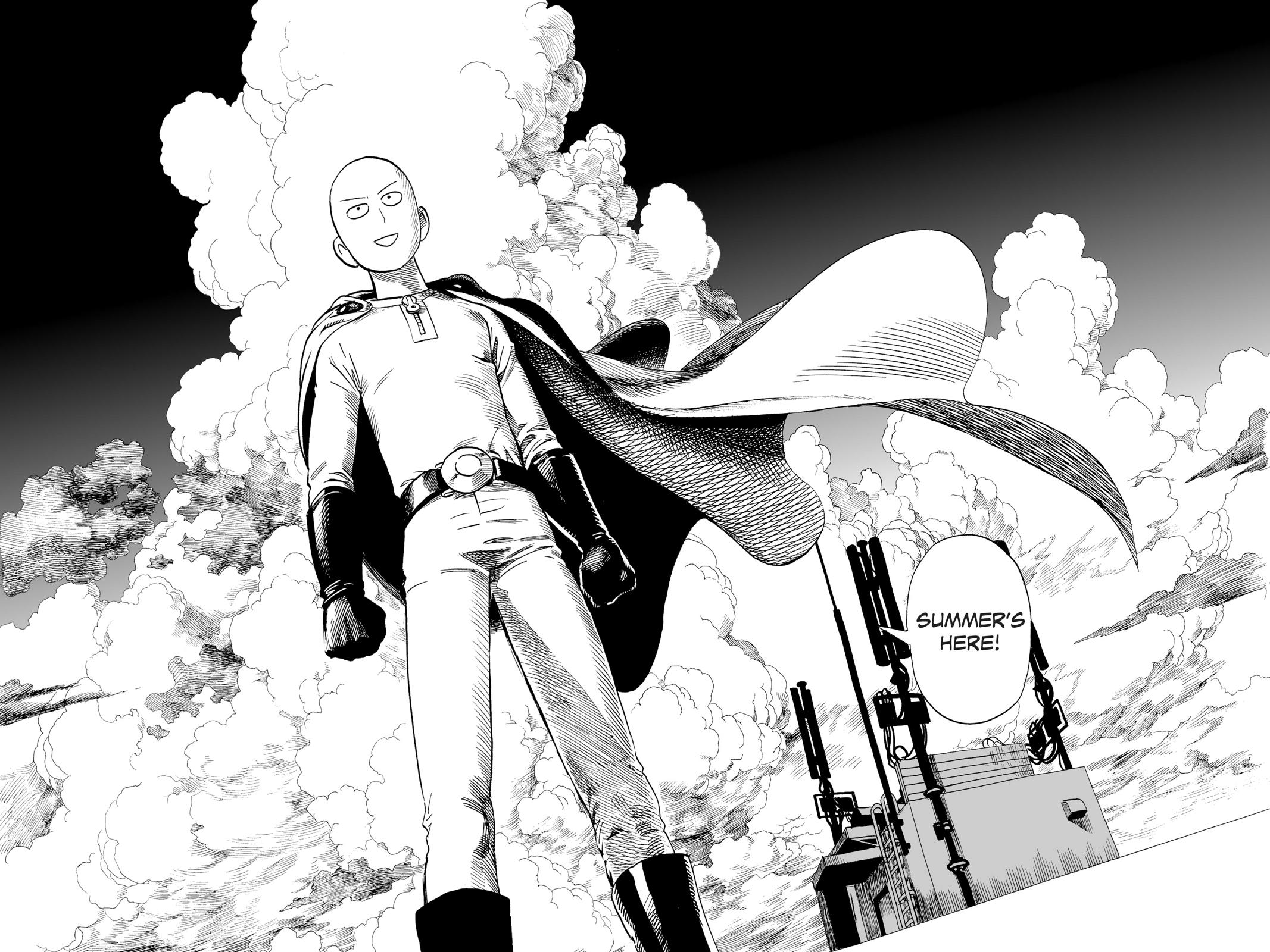 One-Punch Man, Chapter 20.5 image 023