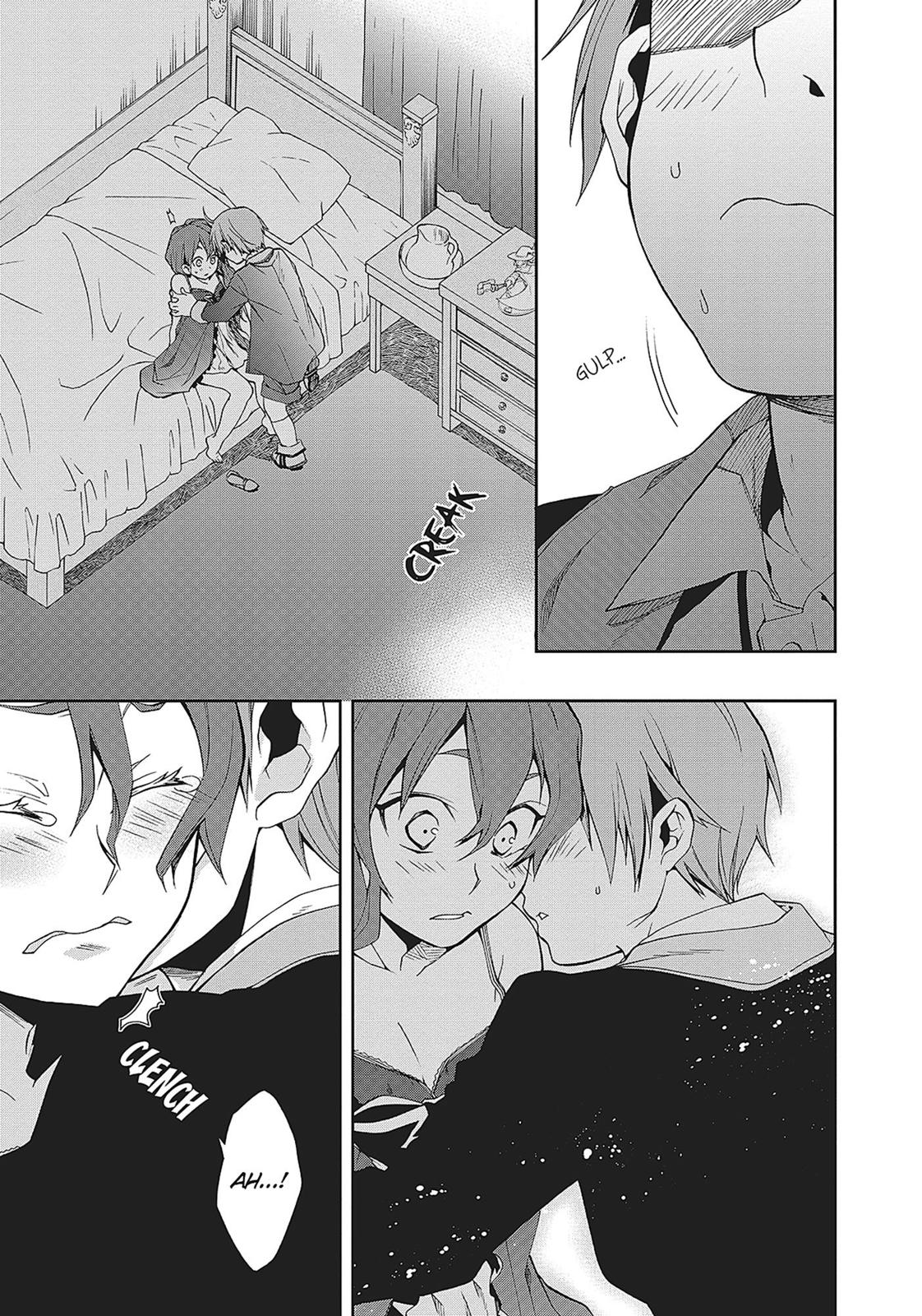 Mushoku Tensei, Chapter 15 image 007