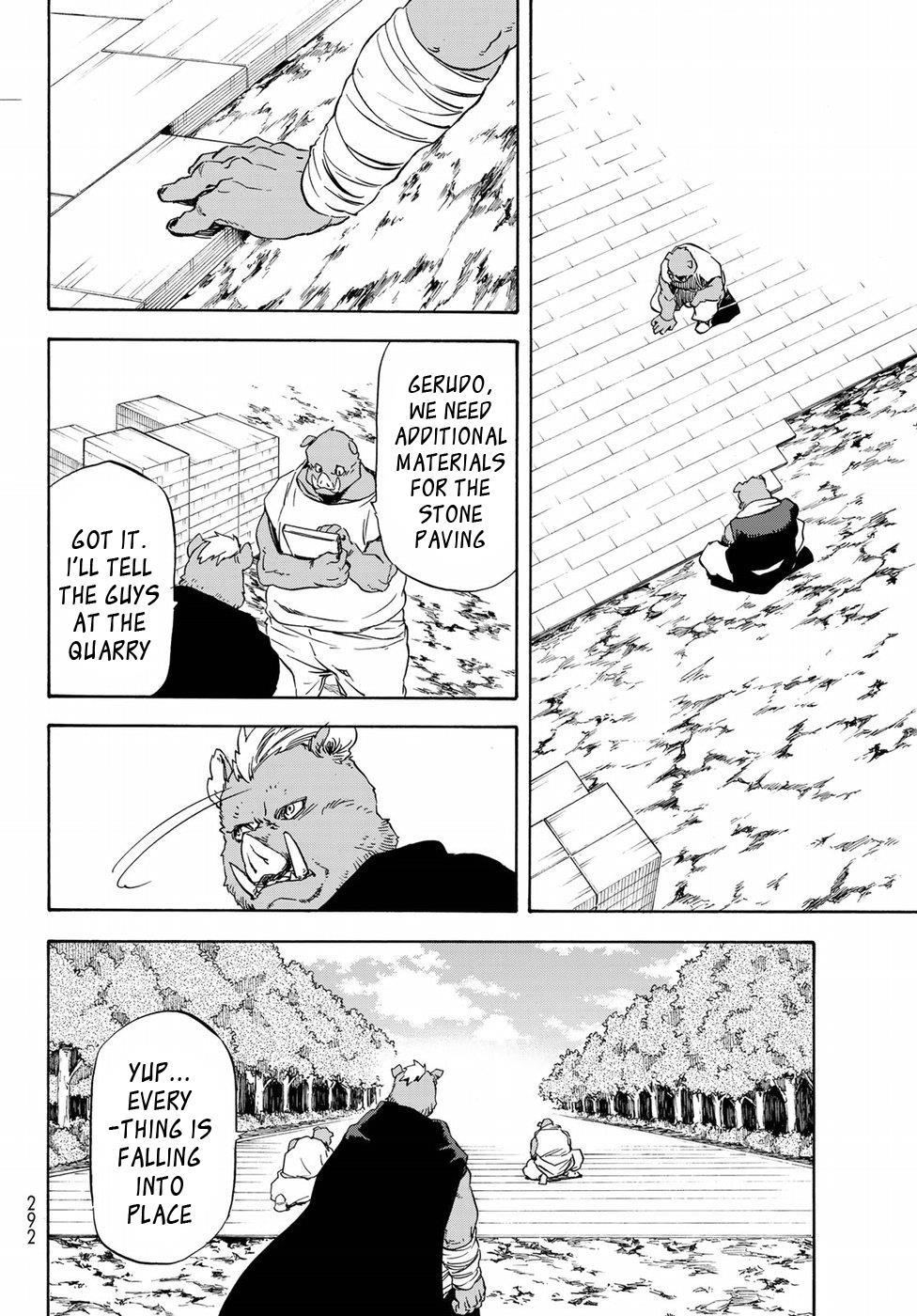 Tensei shitara Slime Datta Ken, Chapter 41 image 017