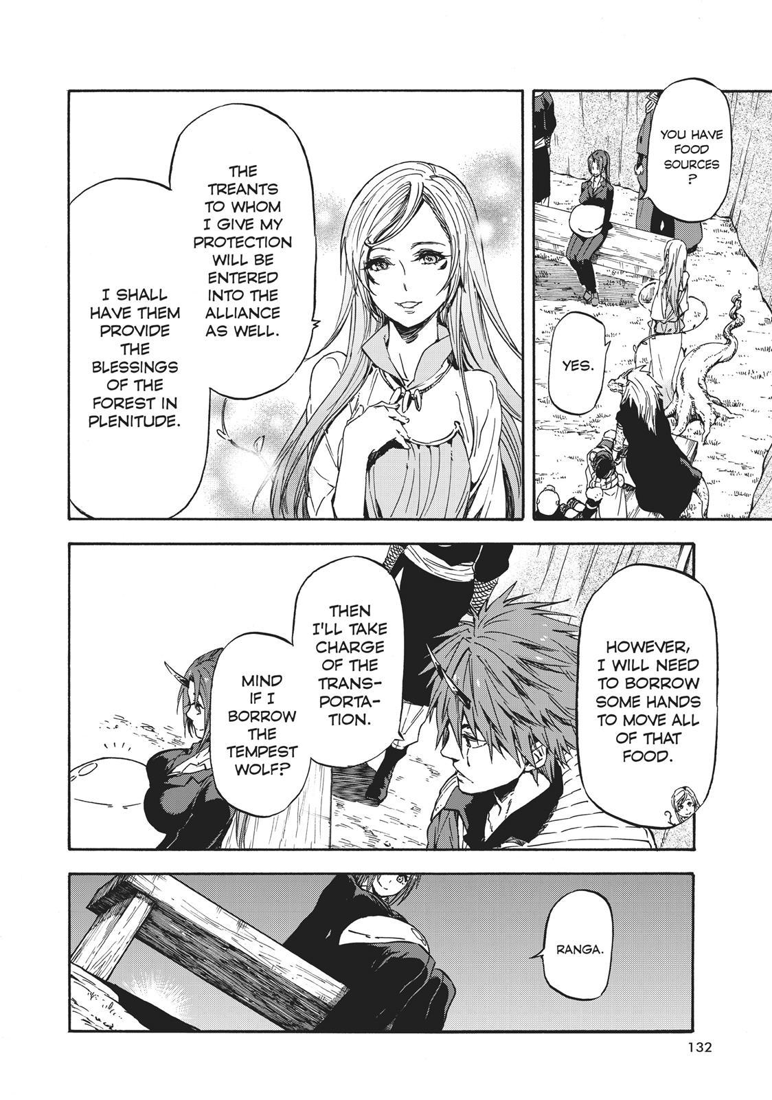 Tensei shitara Slime Datta Ken, Chapter 27 image 004