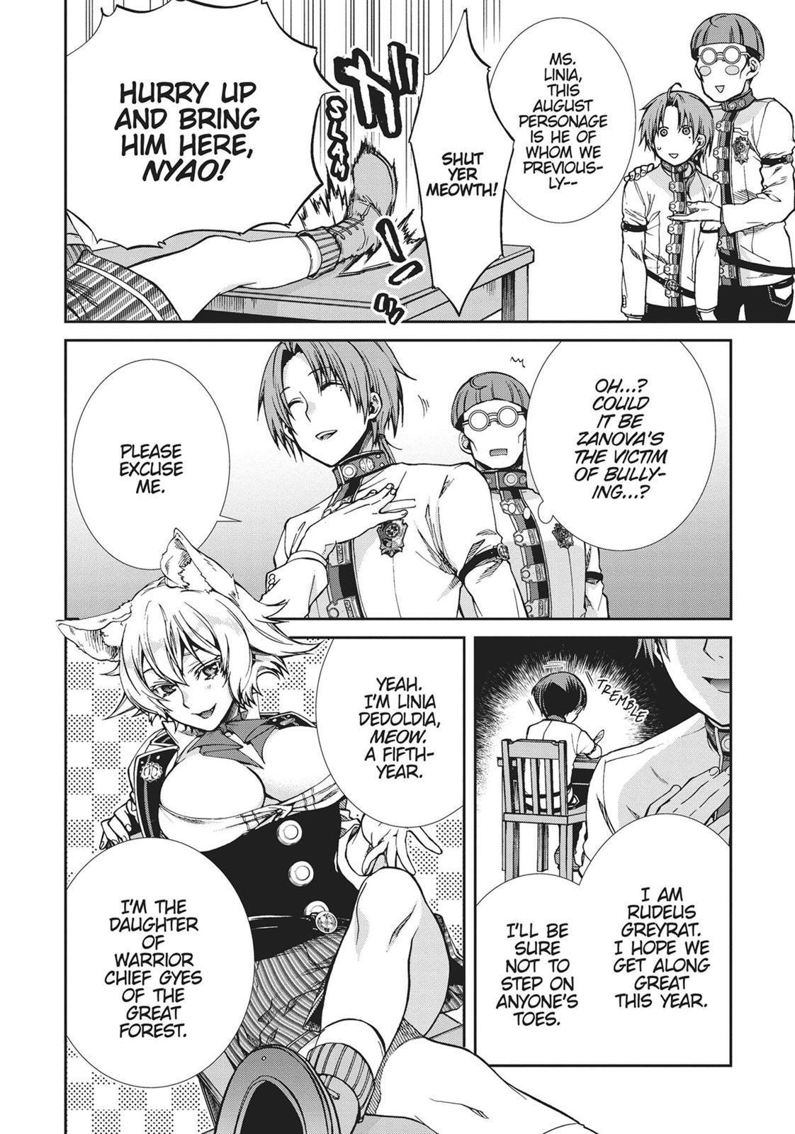Mushoku Tensei, Chapter 55 image 010