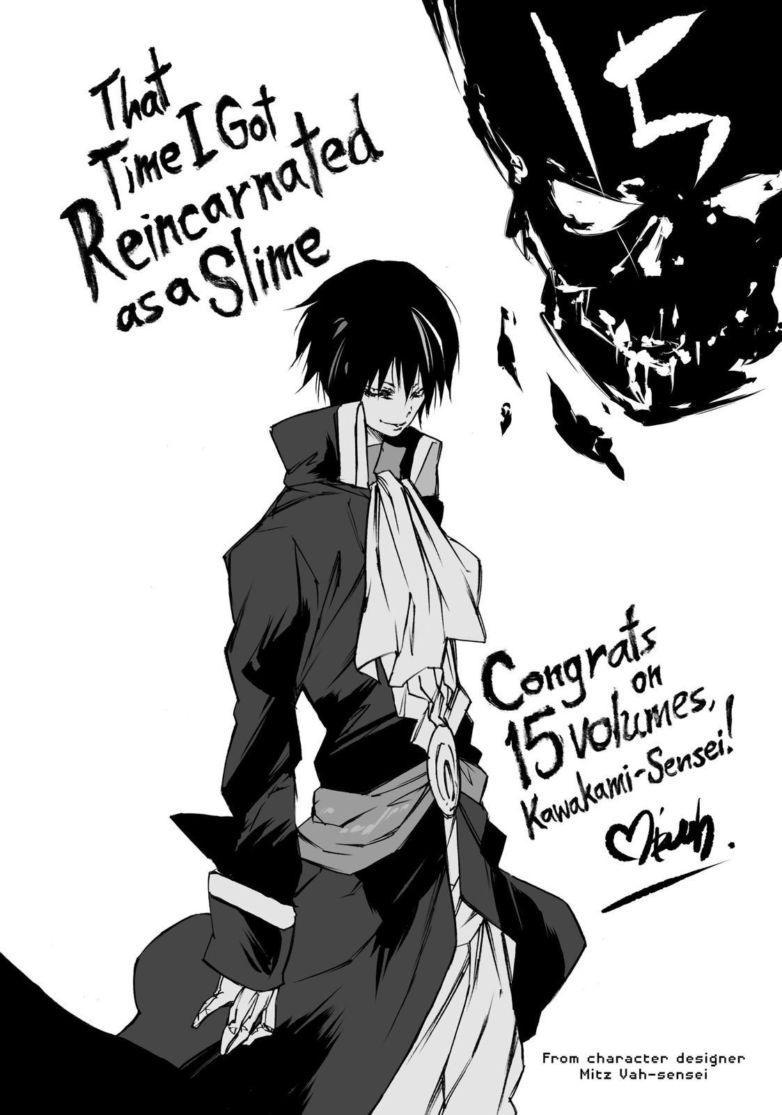 Tensei shitara Slime Datta Ken, Chapter 70.6 image 023
