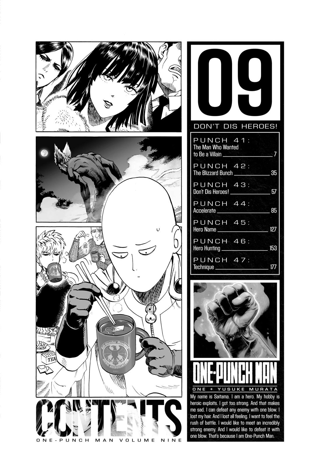 One-Punch Man, Chapter 41 image 007