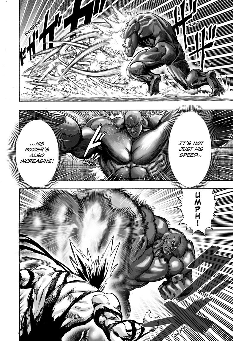 One-Punch Man, Chapter 127 image 002