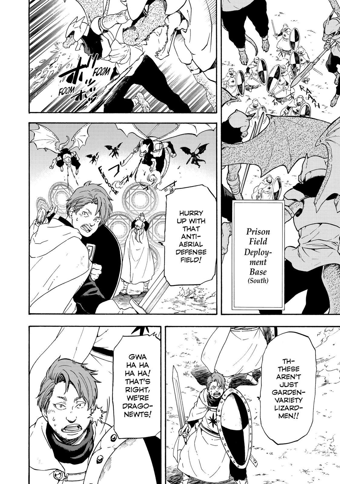 Tensei shitara Slime Datta Ken, Chapter 63 image 022
