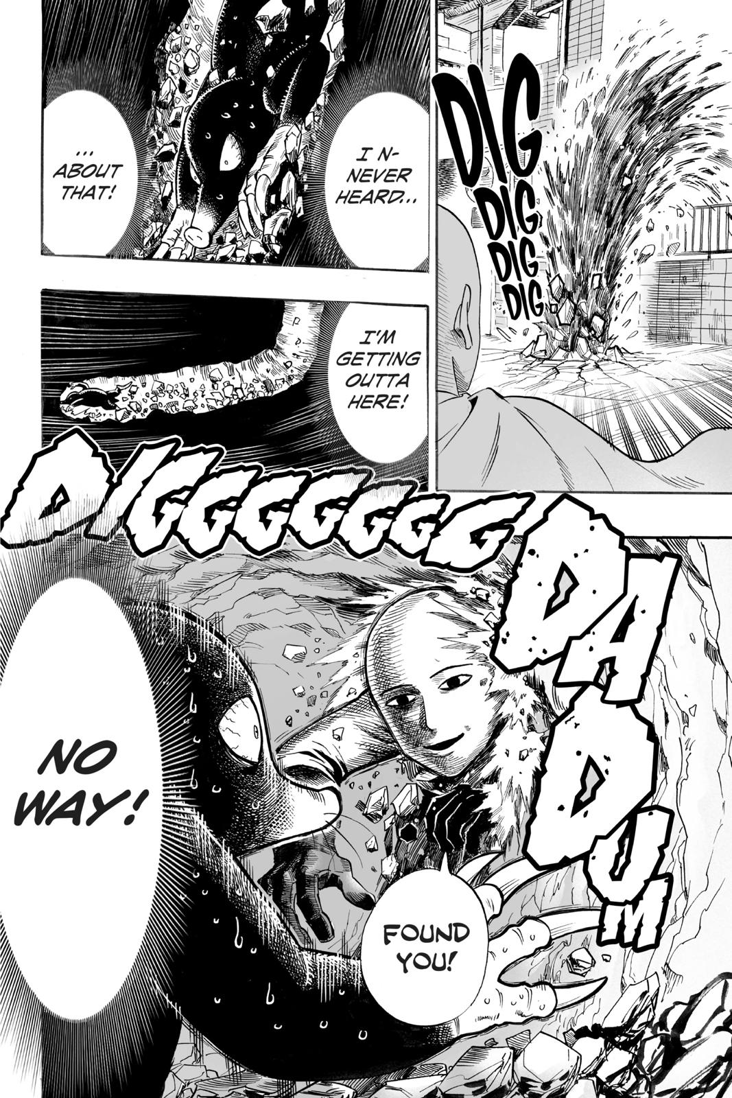 One-Punch Man, Chapter 8 image 018