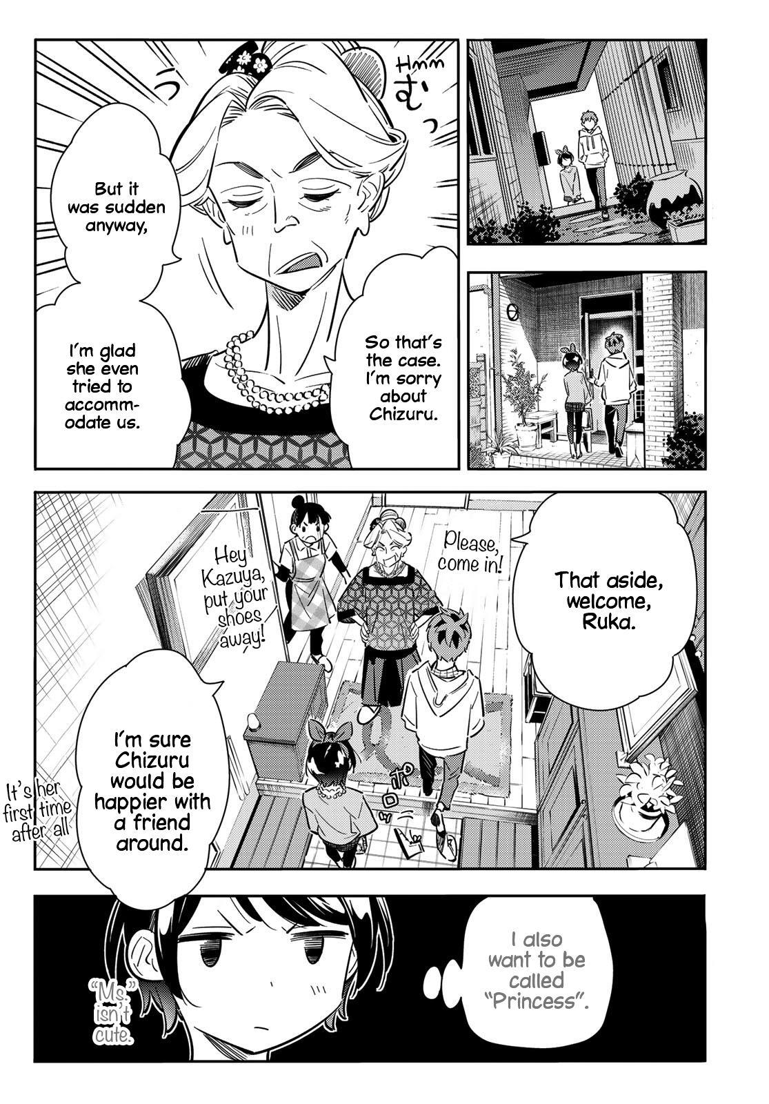 Kanojo Okarishimasu, Chapter 84 image 011