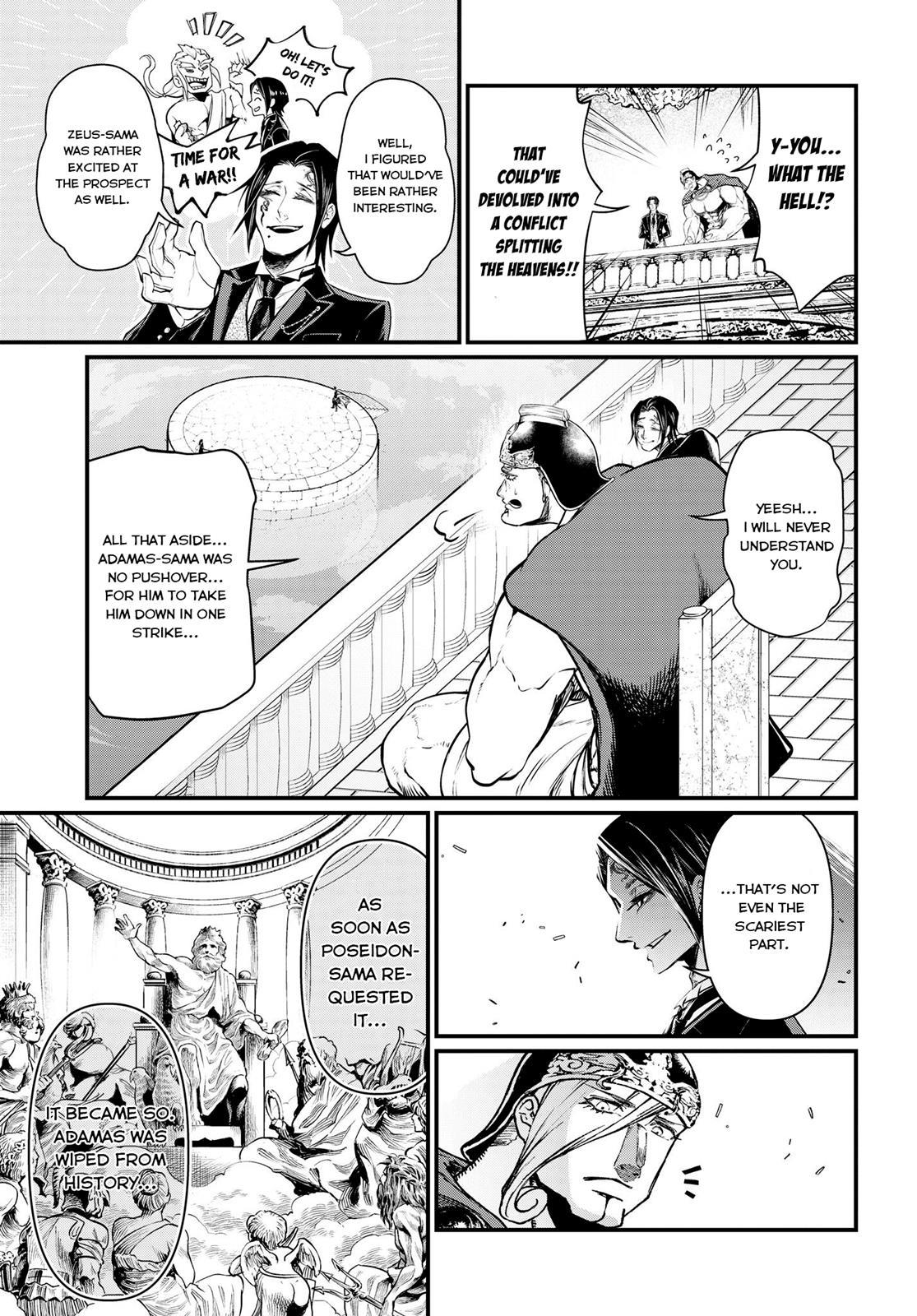 Shuumatsu no Valkyrie, Chapter 15 image 035