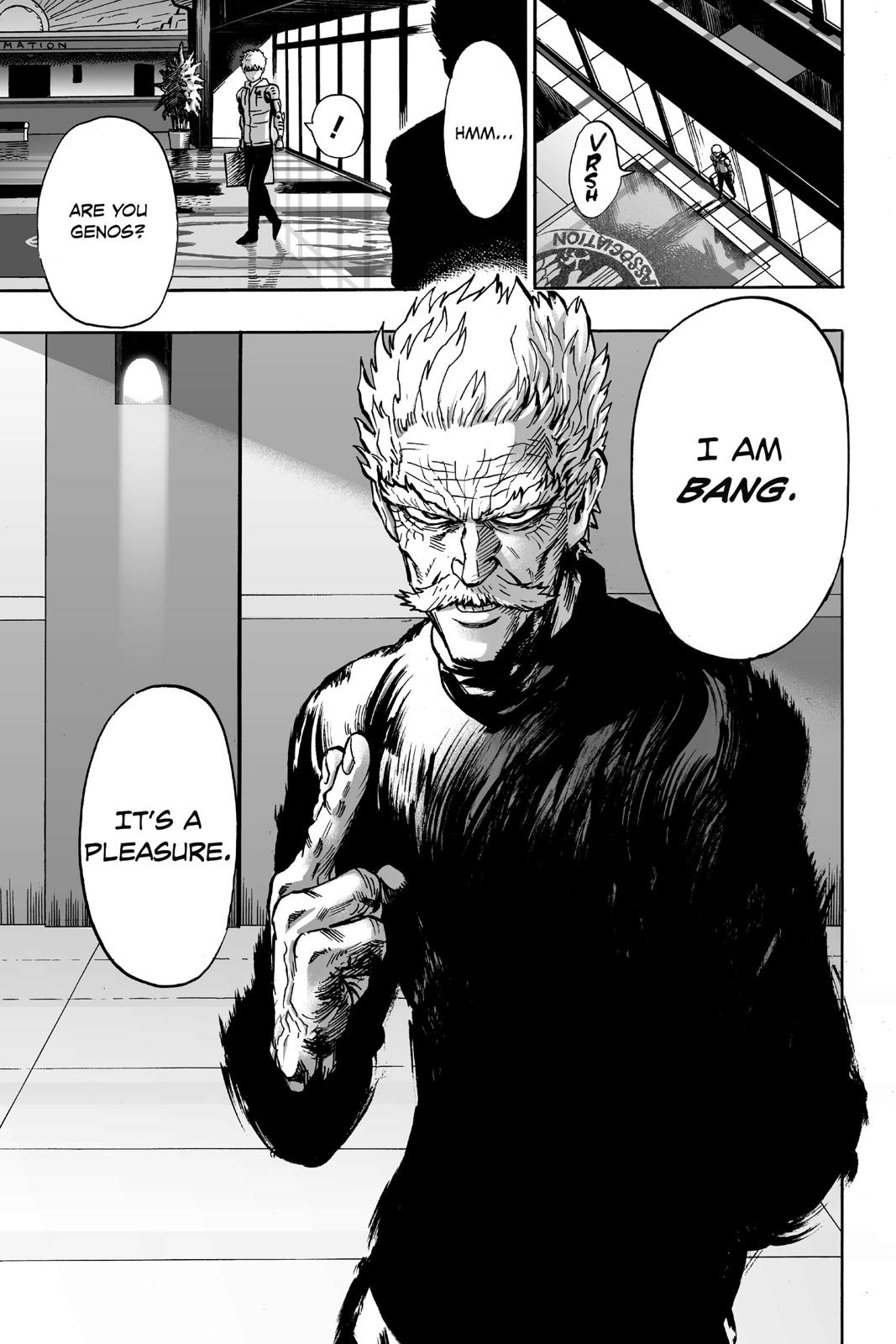 One-Punch Man, Chapter 21 image 013