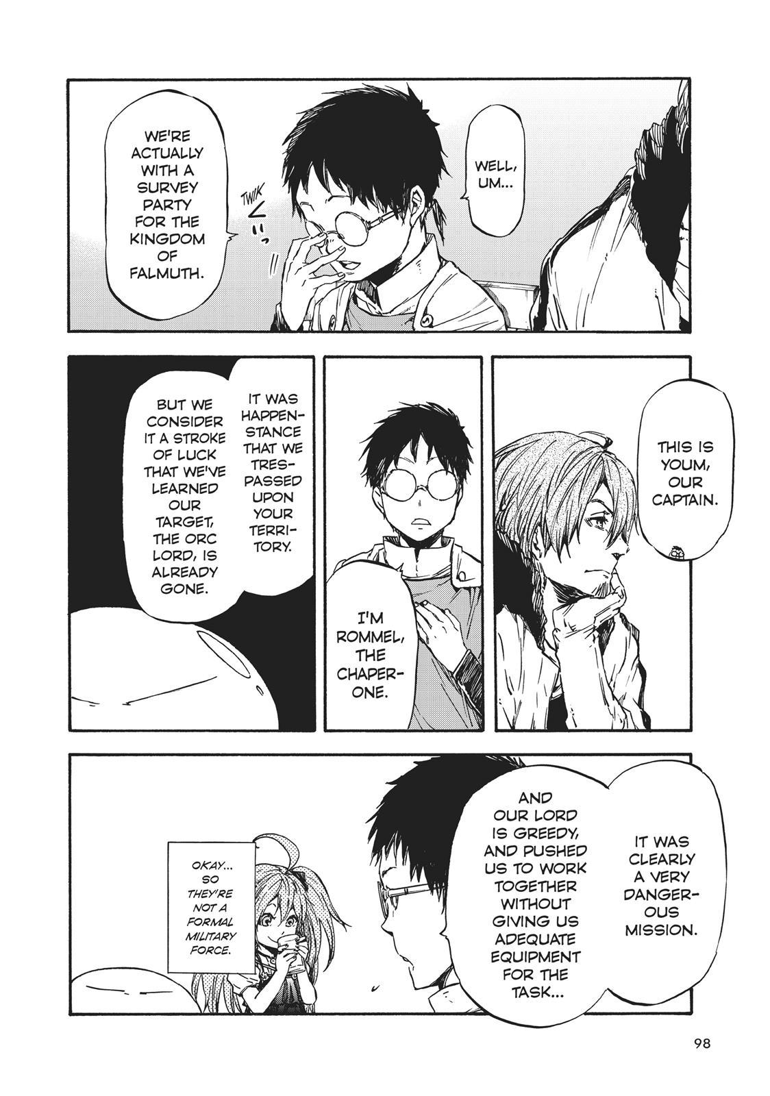 Tensei shitara Slime Datta Ken, Chapter 34 image 038