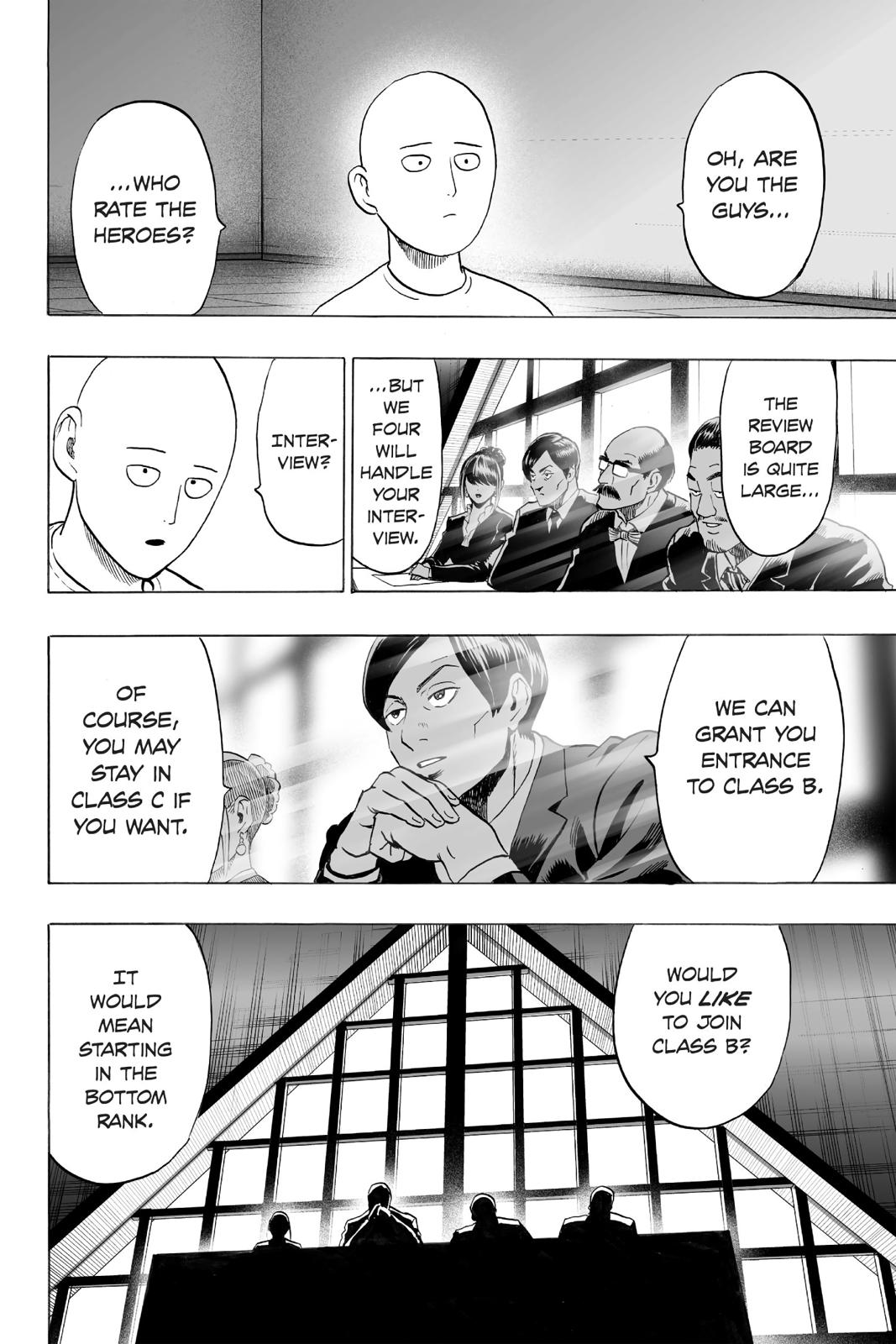 One-Punch Man, Chapter 29 image 010