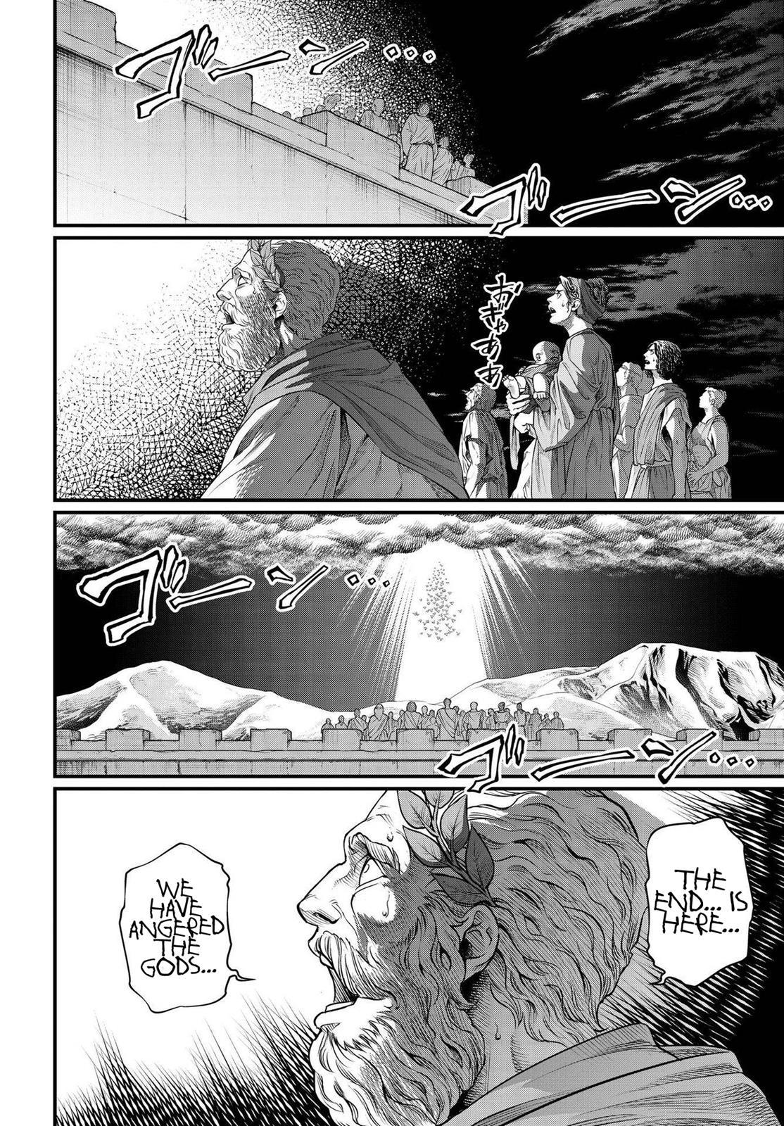 Shuumatsu no Valkyrie, Chapter 22 image 032