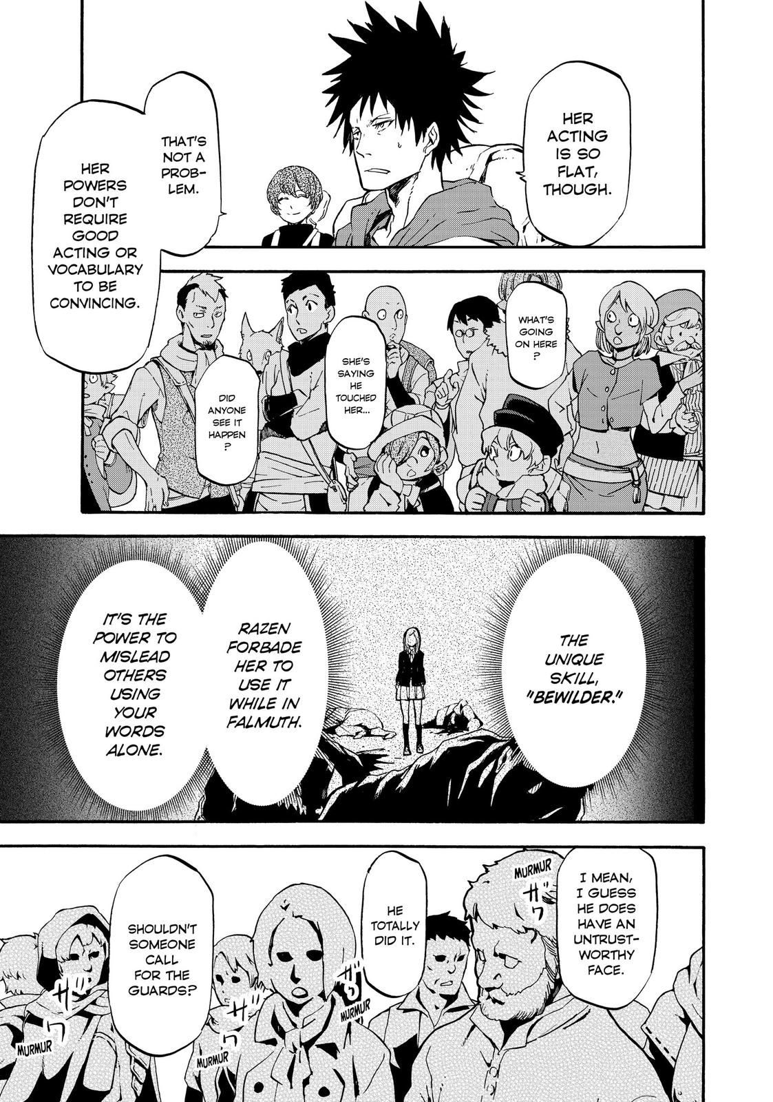 Tensei shitara Slime Datta Ken, Chapter 57 image 013