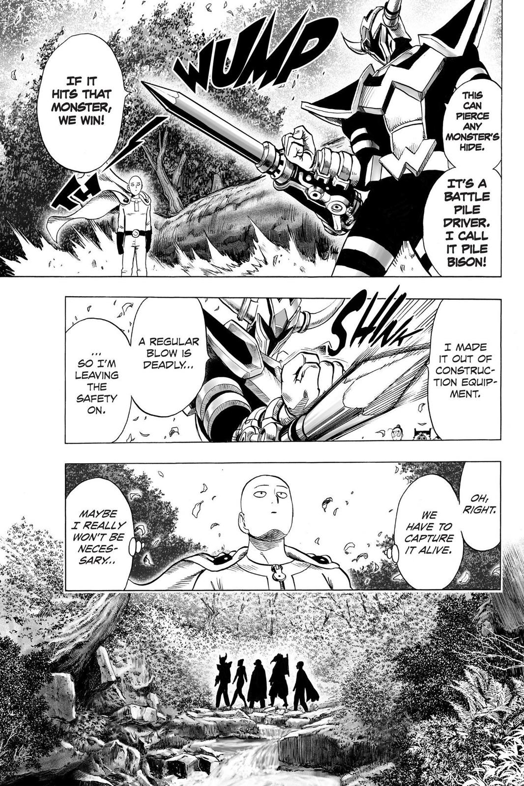 One-Punch Man, Chapter 61.5 image 012
