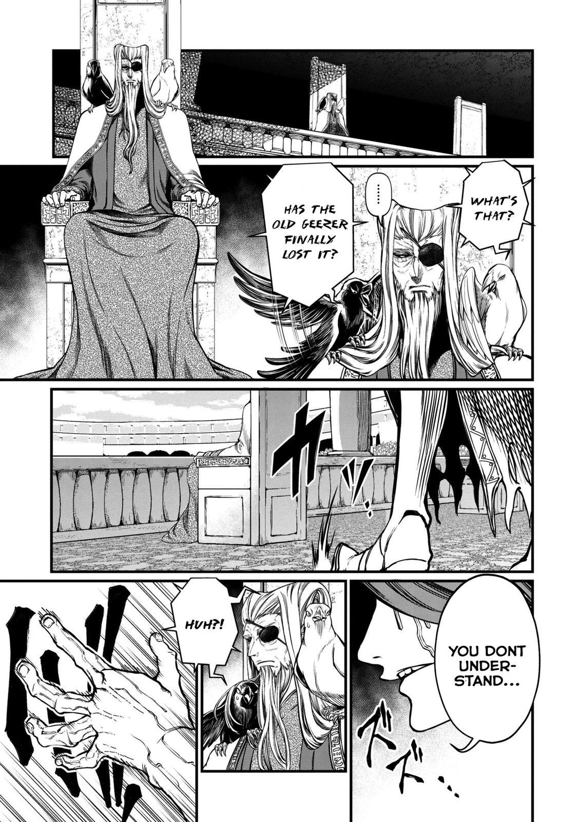 Shuumatsu no Valkyrie, Chapter 11 image 009