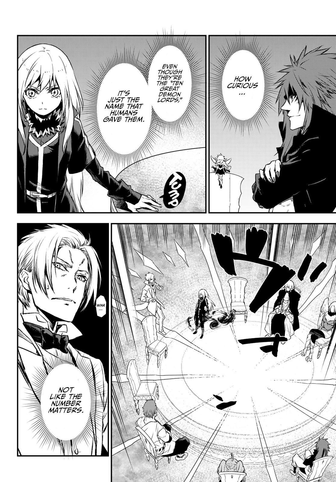 Tensei shitara Slime Datta Ken, Chapter 82 image 007