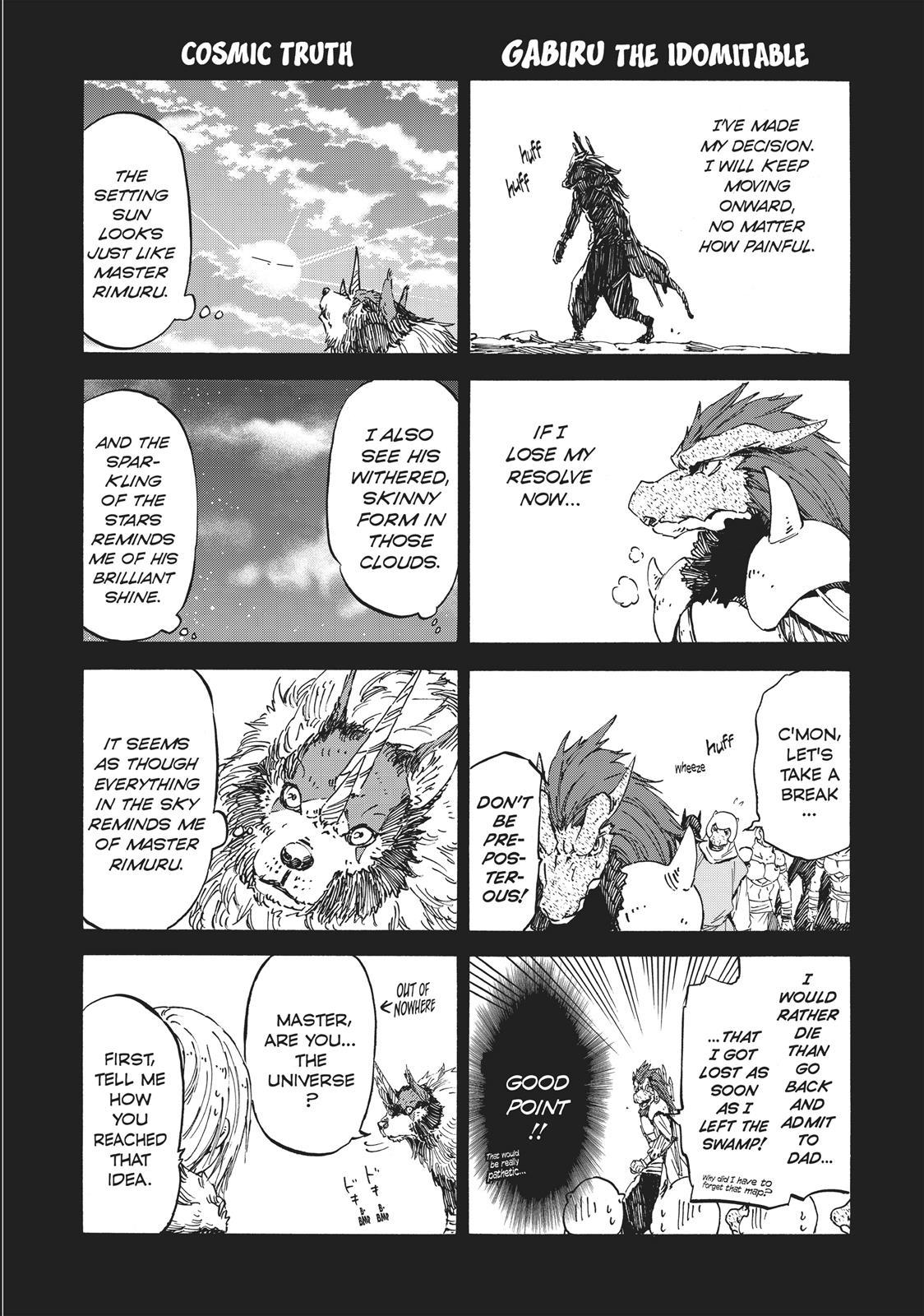 Tensei shitara Slime Datta Ken, Chapter 27.5 image 024