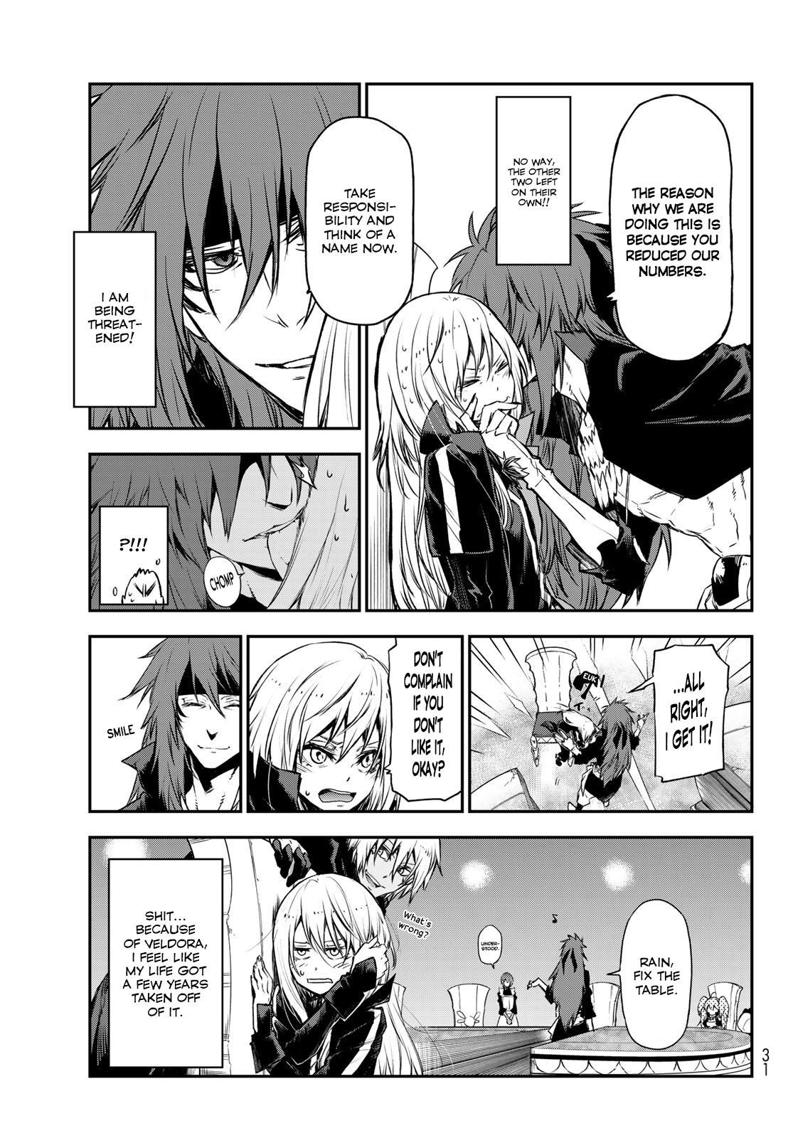 Tensei shitara Slime Datta Ken, Chapter 86 image 019