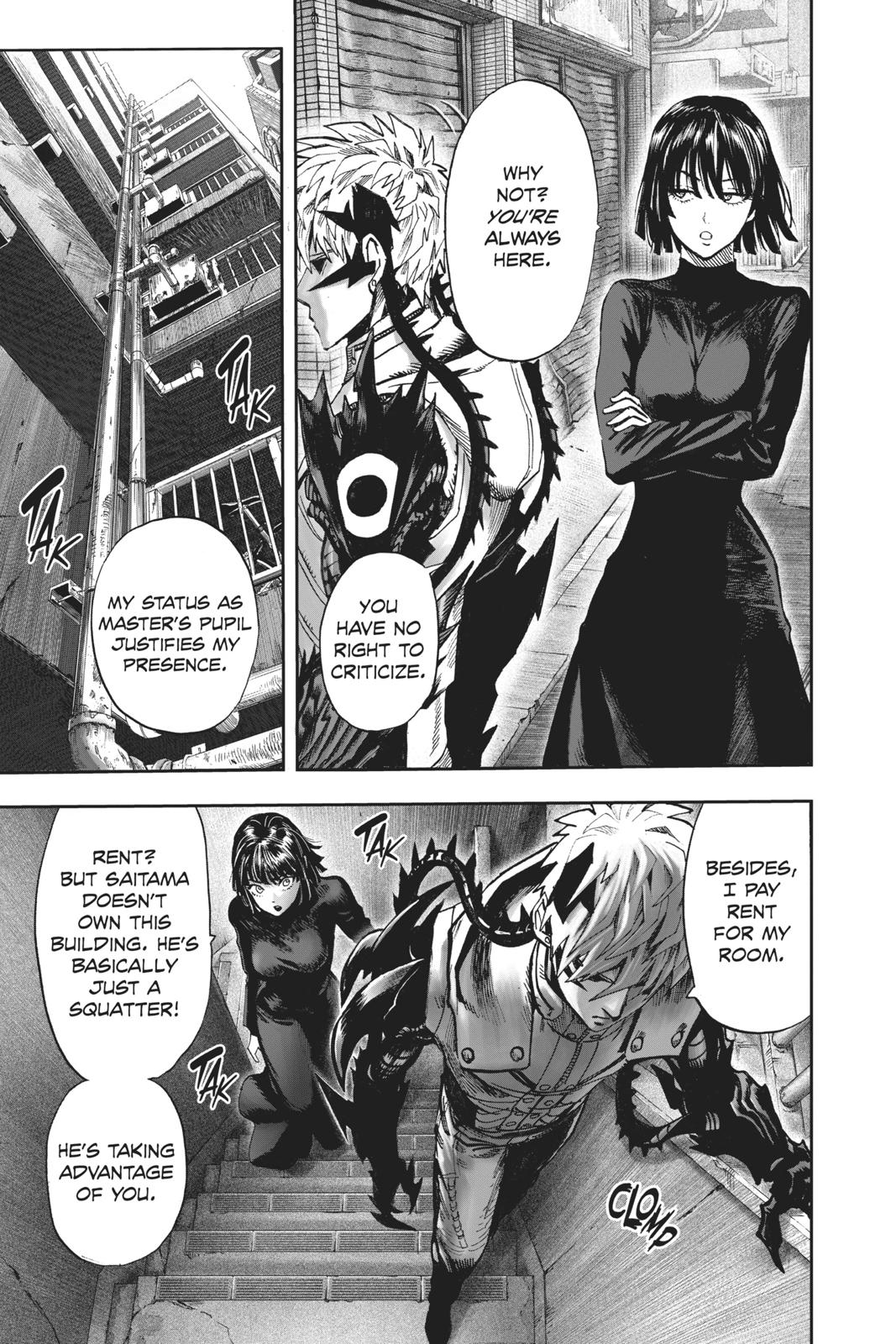 One-Punch Man, Chapter 95 image 066