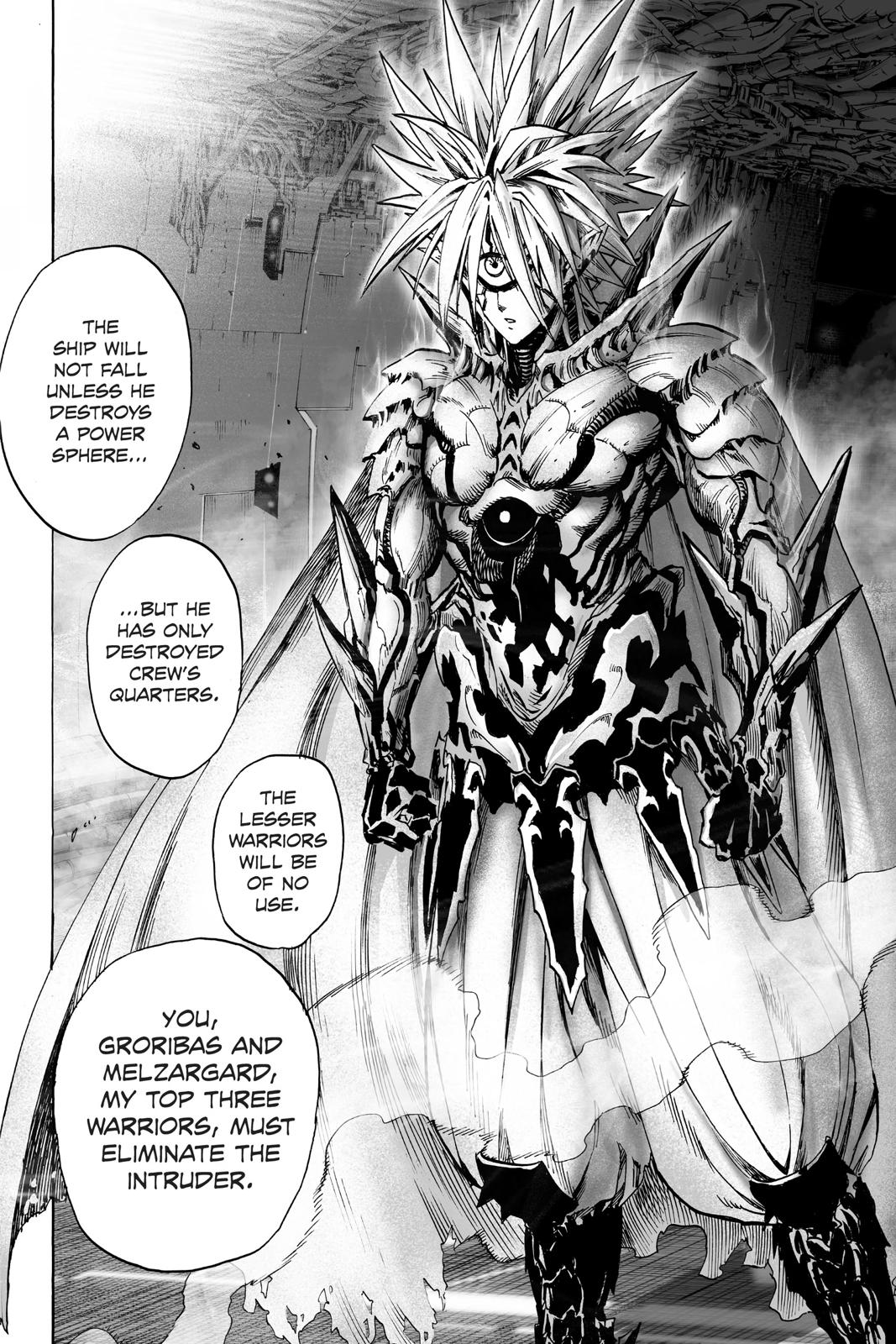 One-Punch Man, Chapter 32 image 049
