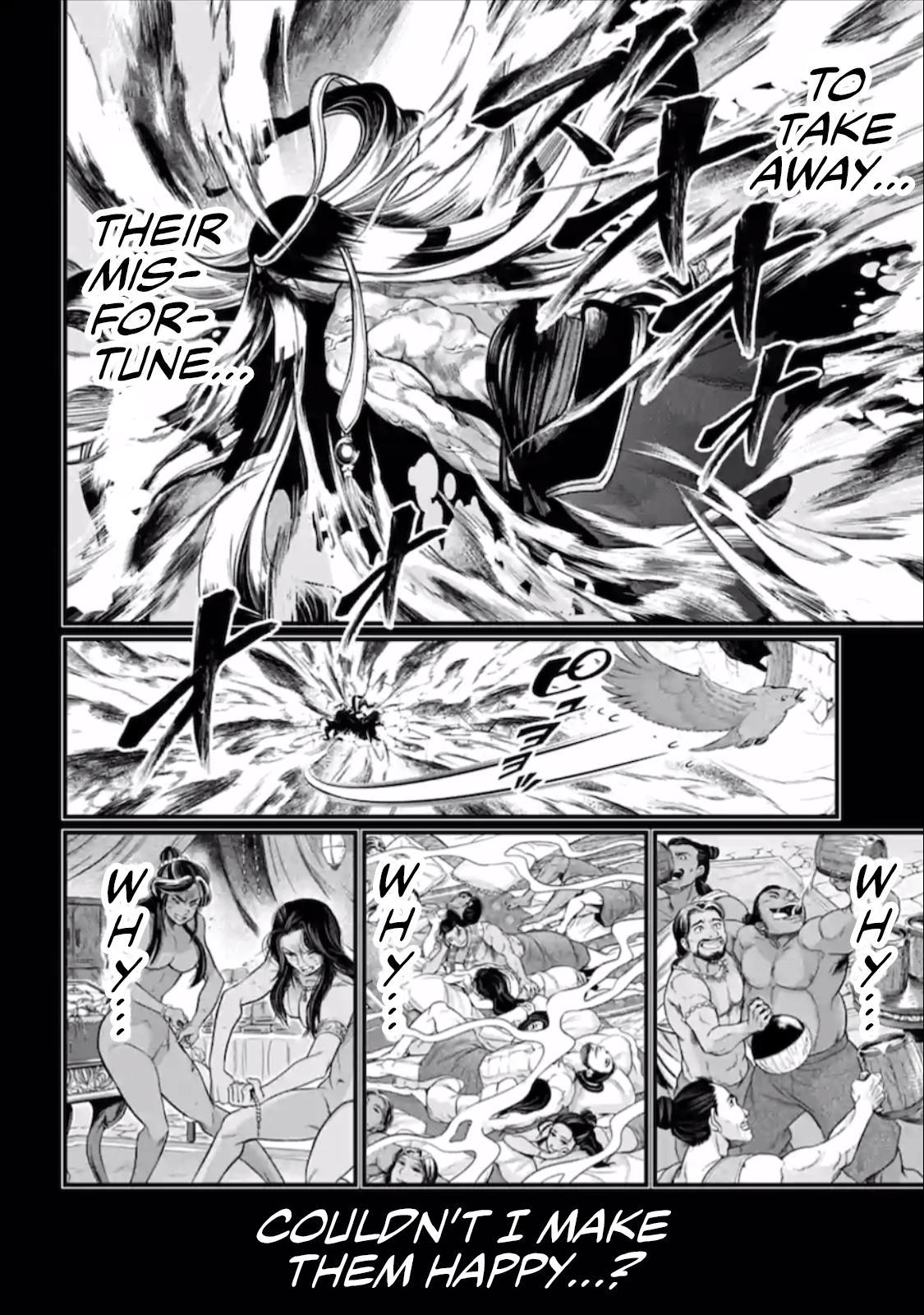 Shuumatsu no Valkyrie, Chapter 45 image 037