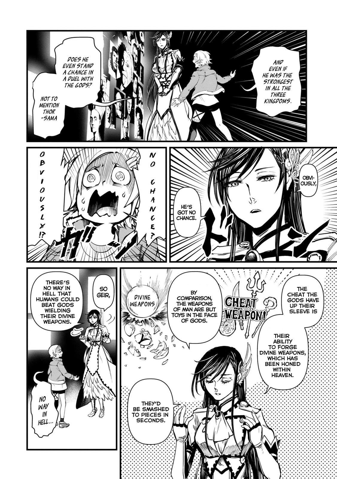 Shuumatsu no Valkyrie, Chapter 3 image 024