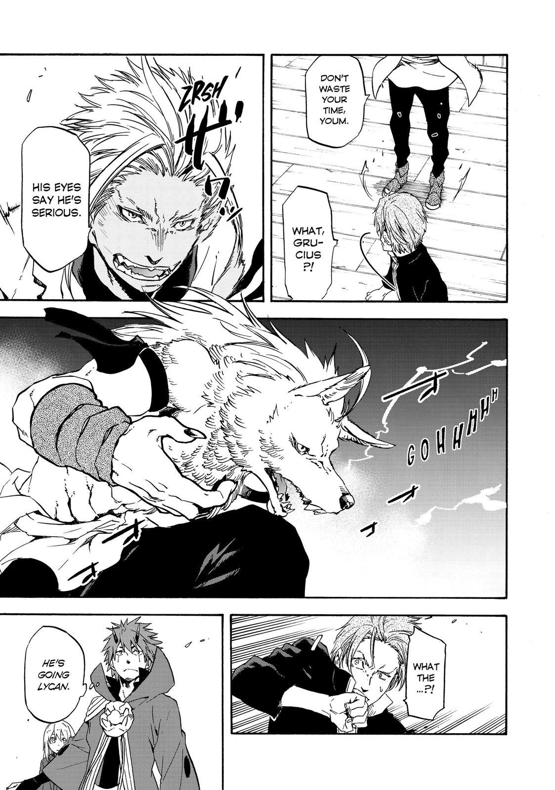 Tensei shitara Slime Datta Ken, Chapter 61 image 017