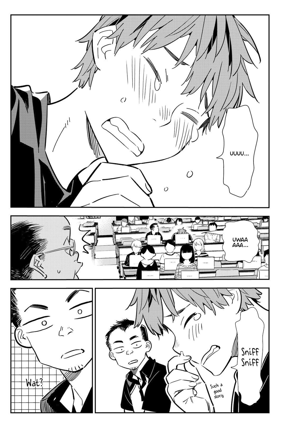 Kanojo Okarishimasu, Chapter 116 image 003