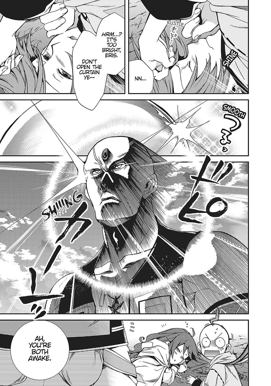 Mushoku Tensei, Chapter 27 image 010