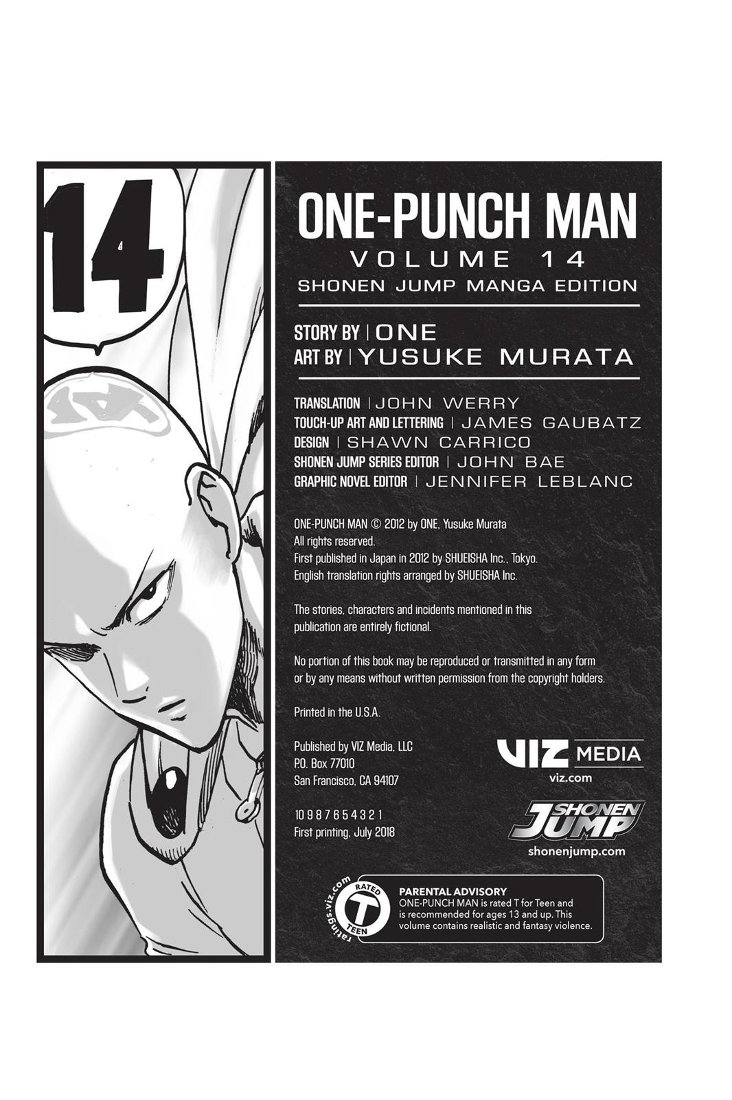 One-Punch Man, Chapter 75 image 045