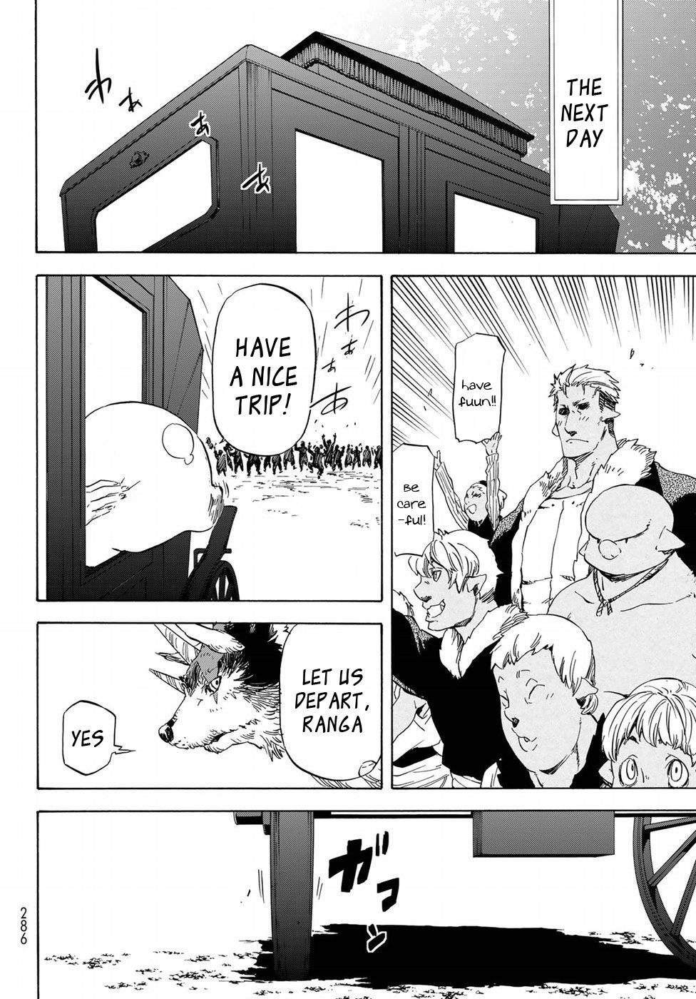Tensei shitara Slime Datta Ken, Chapter 41 image 011