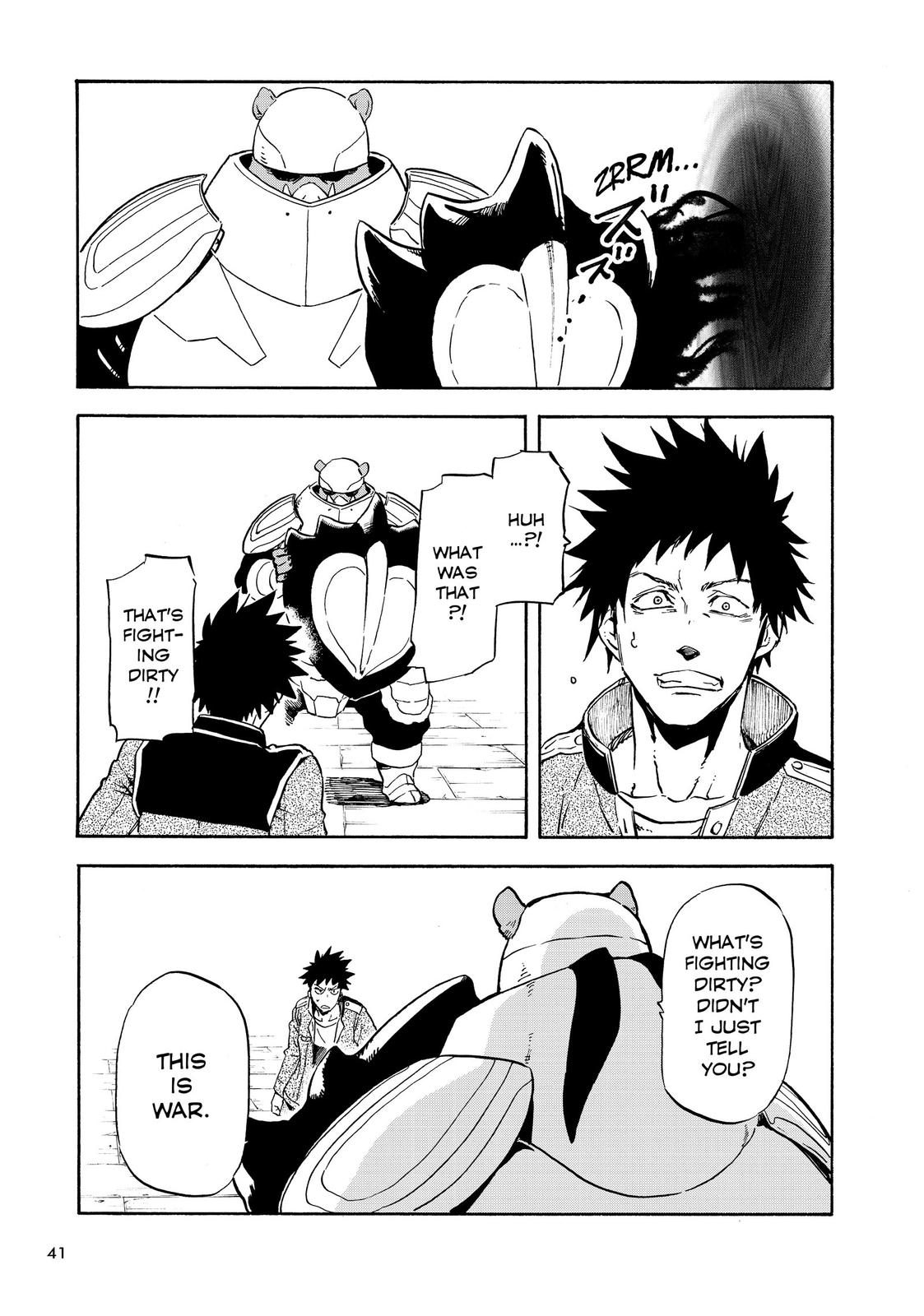 Tensei shitara Slime Datta Ken, Chapter 64 image 041