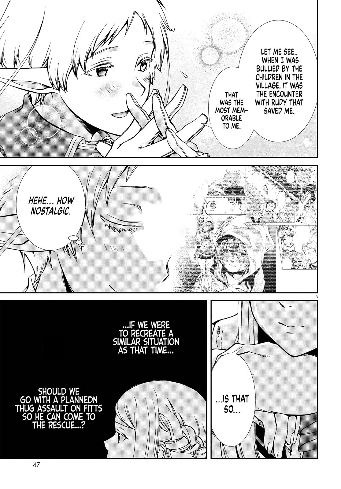 Mushoku Tensei, Chapter 73 image 007